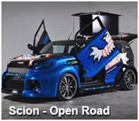 Scion-Open-Road