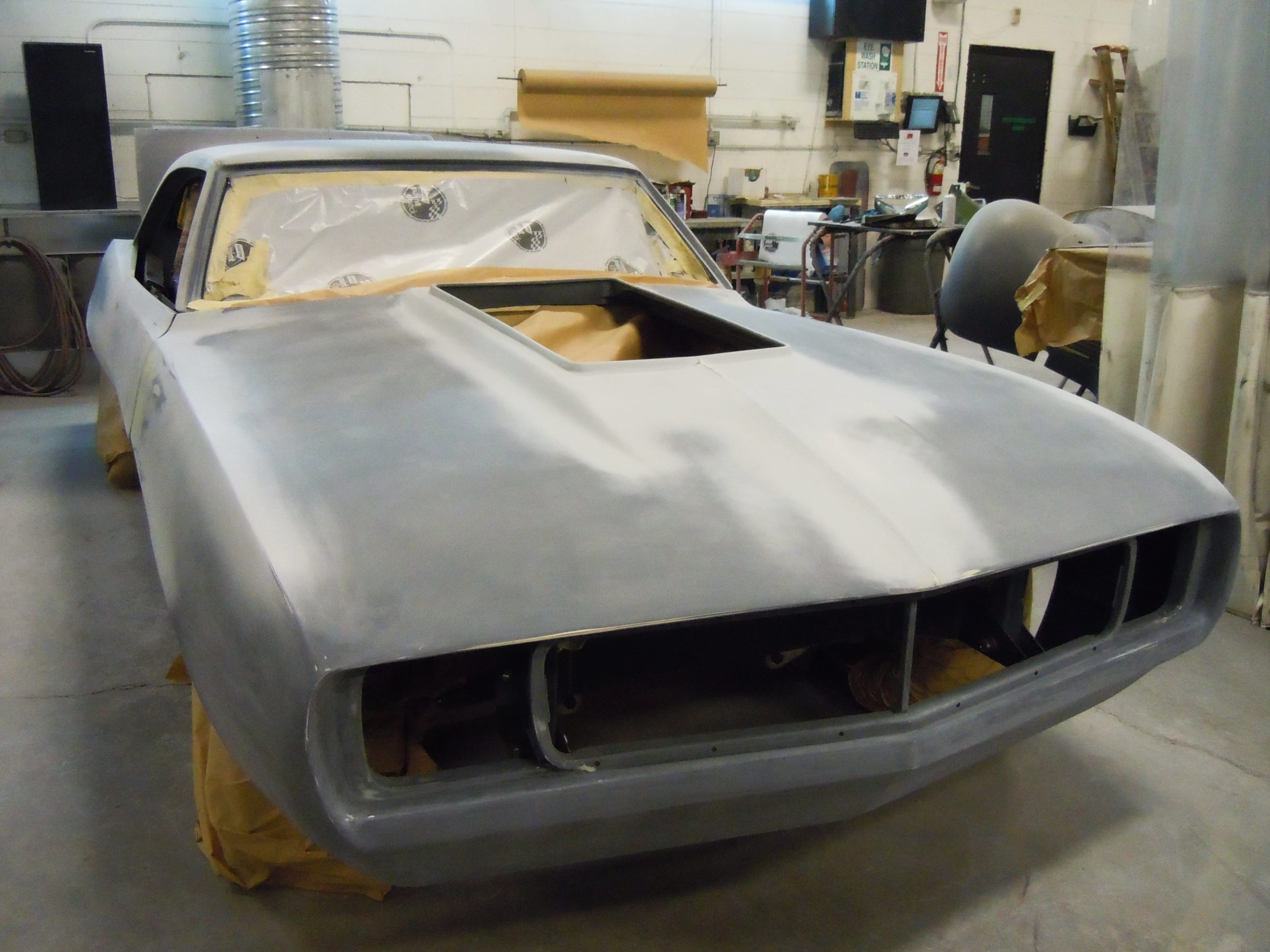 360 Fabrications 1969 Camaro Bully 4