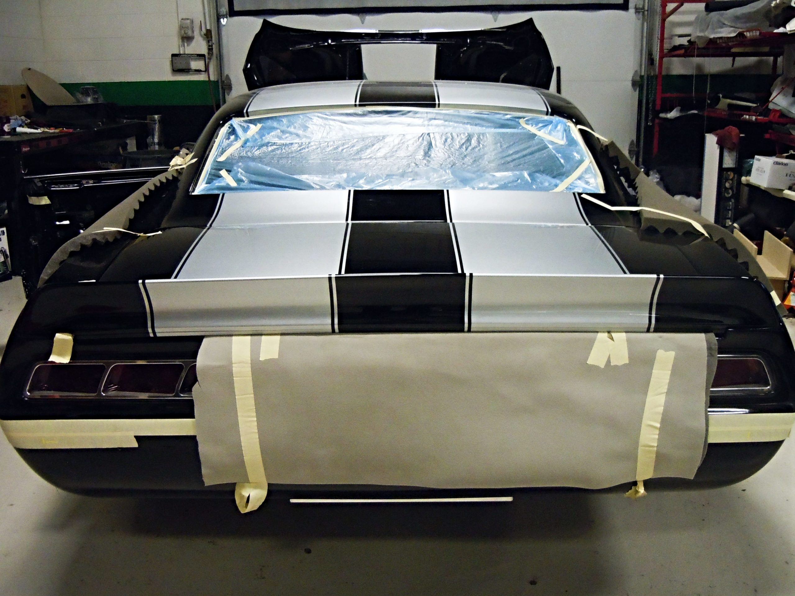 360 Fabrications 1969 Camaro Bully 6