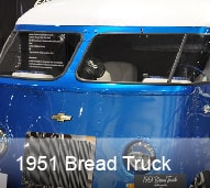 360 Fabrication 1951 Bread Truck thumbnail