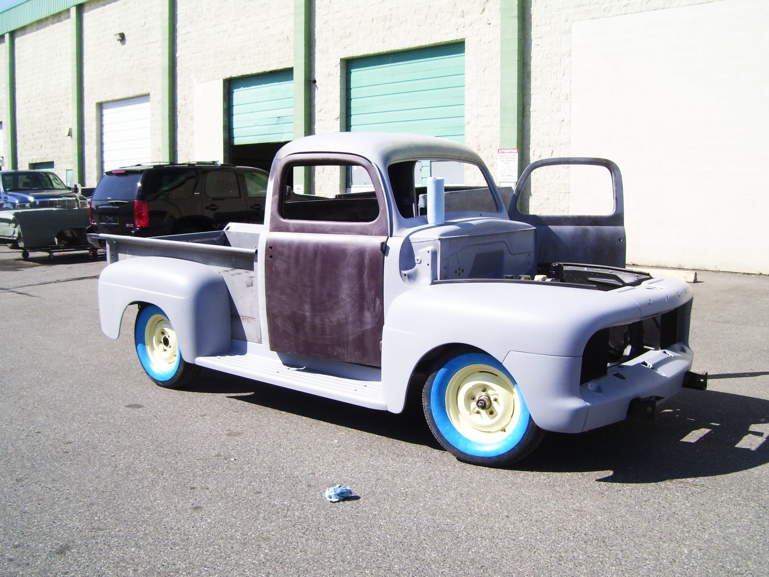 360 Fabrication 1951 Ford Pick-Up GTO 1