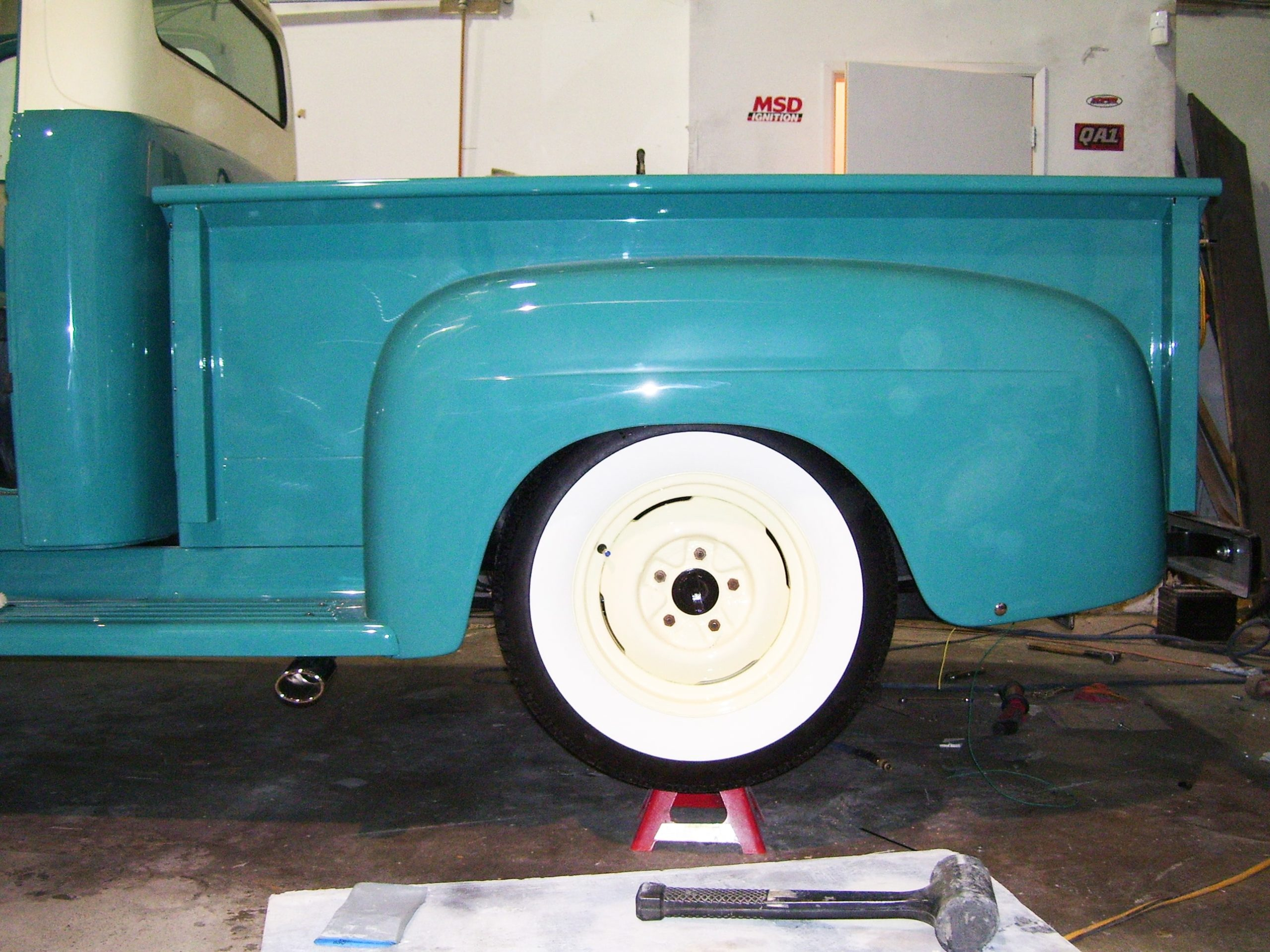 360 Fabrication 1951 Ford Pick-Up GTO 10
