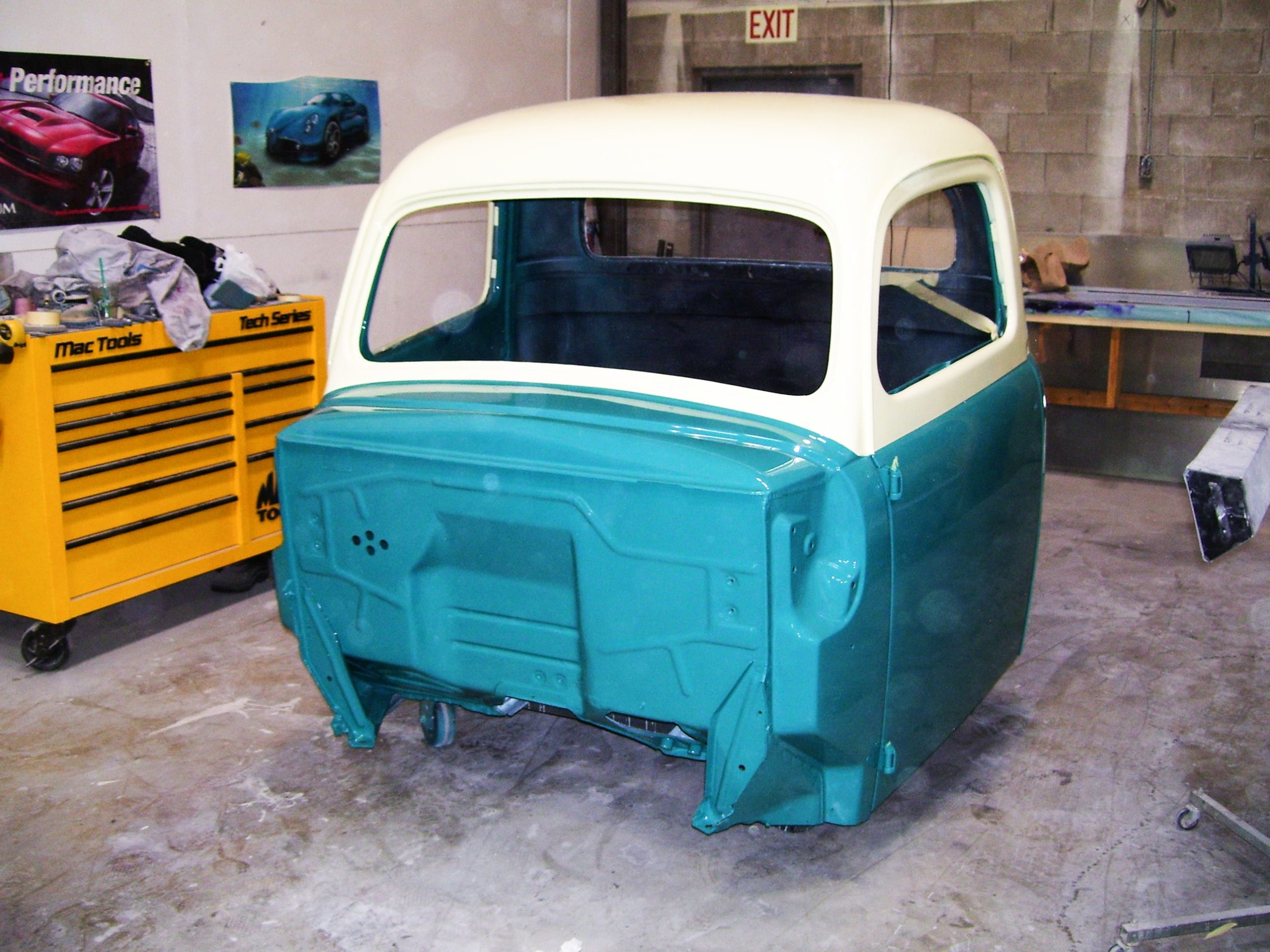 360 Fabrication 1951 Ford Pick-Up GTO 15