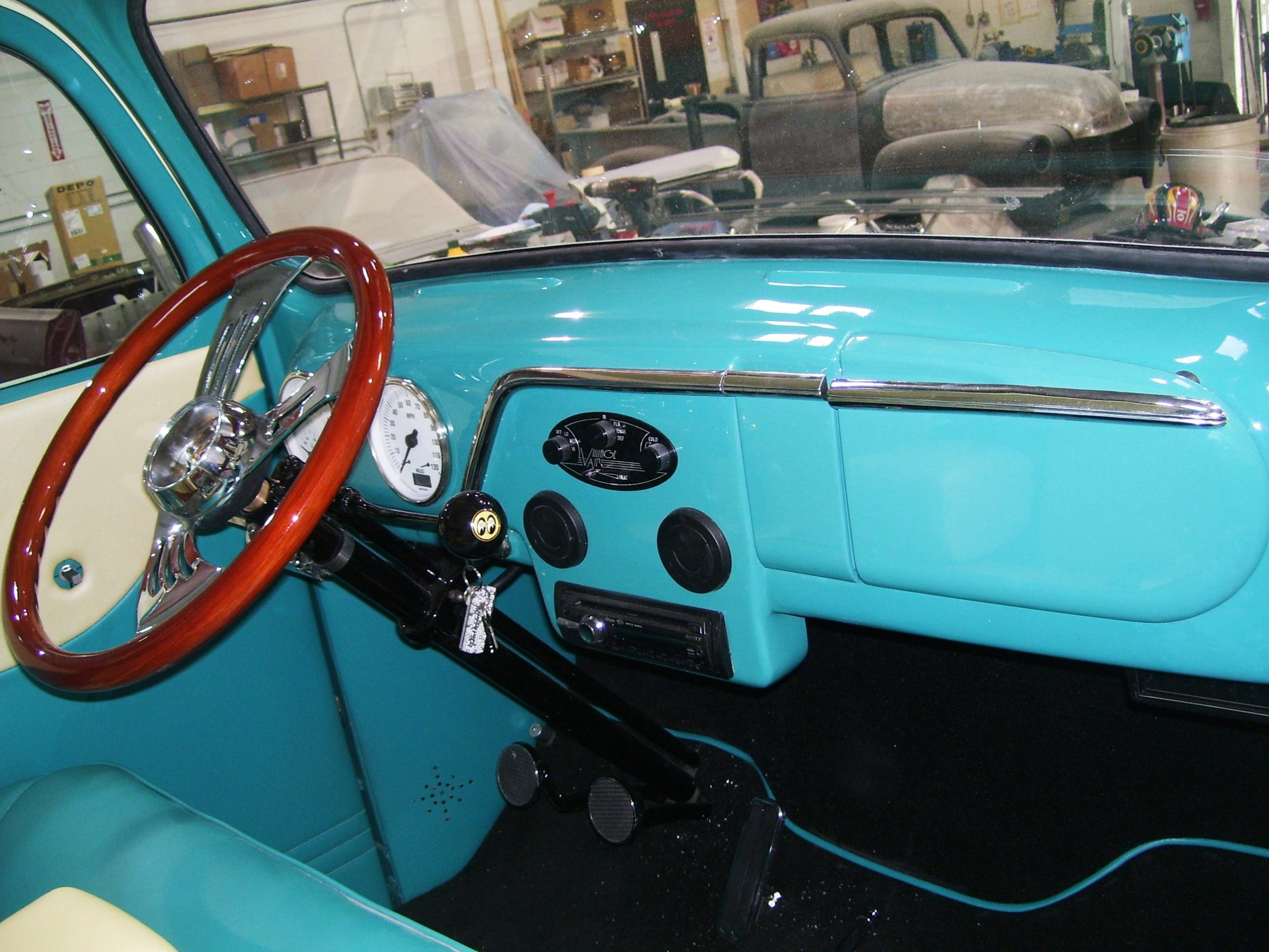 360 Fabrication 1951 Ford Pick-Up GTO 3