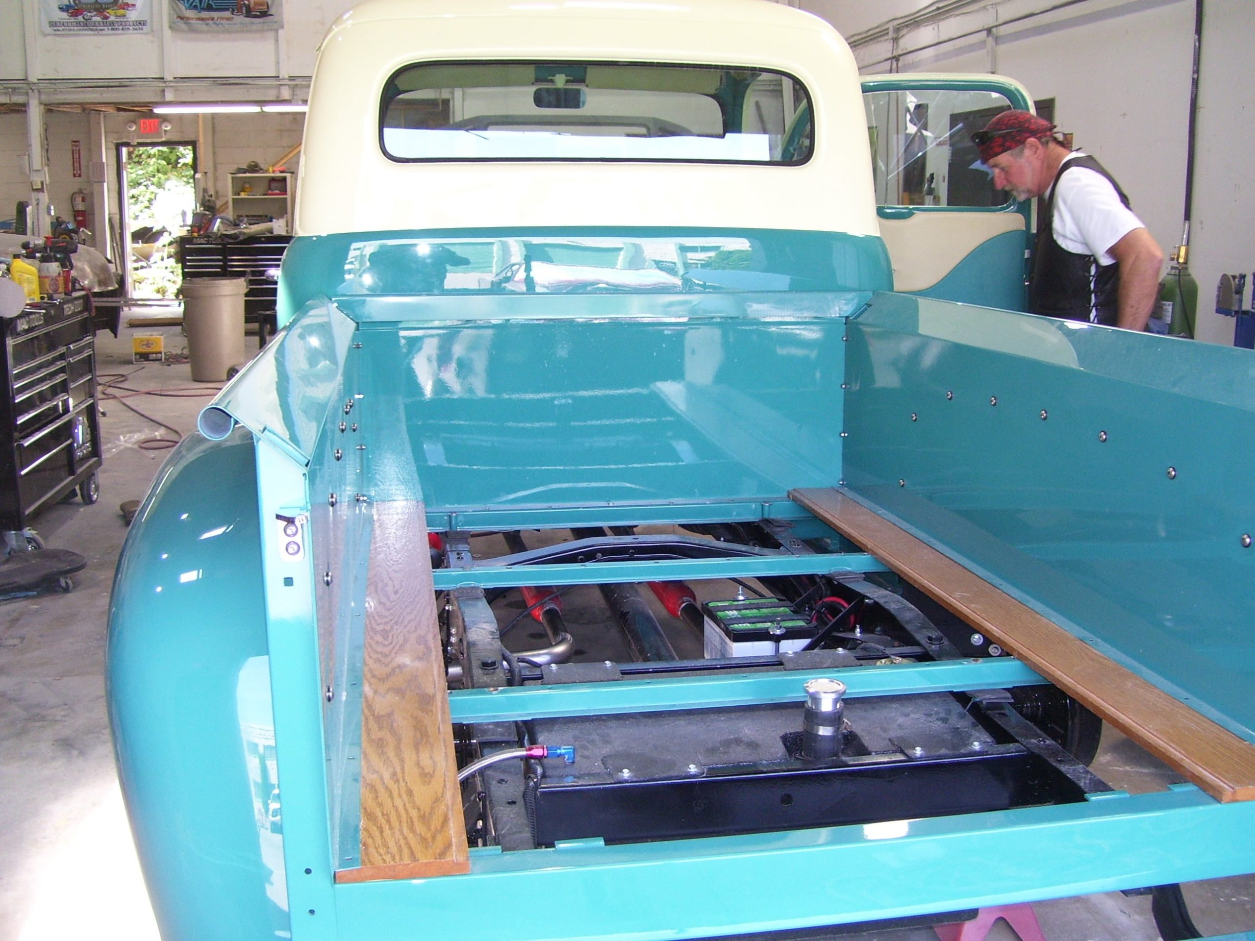 360 Fabrication 1951 Ford Pick-Up GTO 5