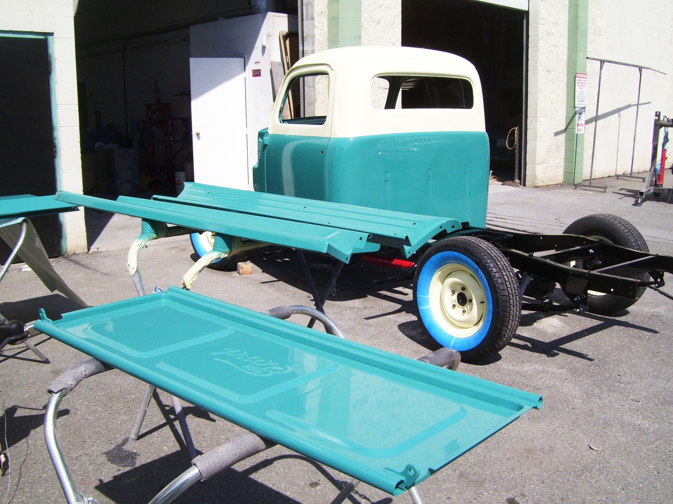 360 Fabrication 1951 Ford Pick-Up GTO 6