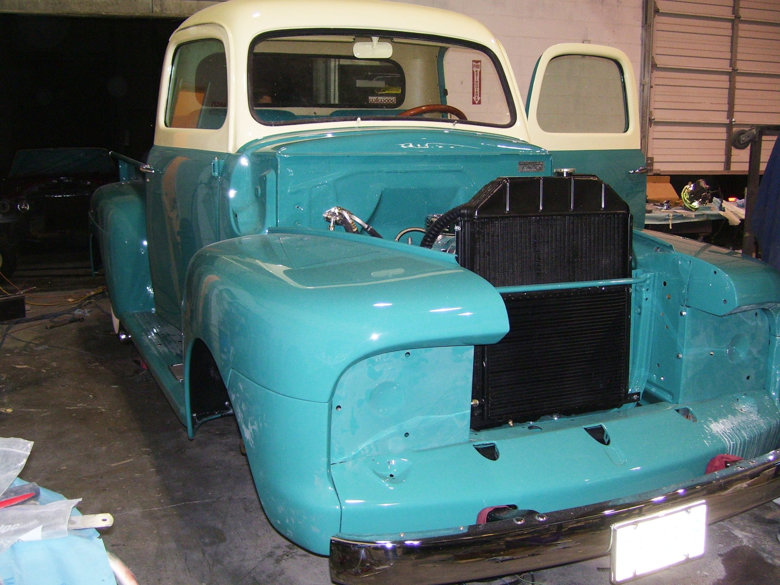 360 Fabrication 1951 Ford Pick-Up GTO 8