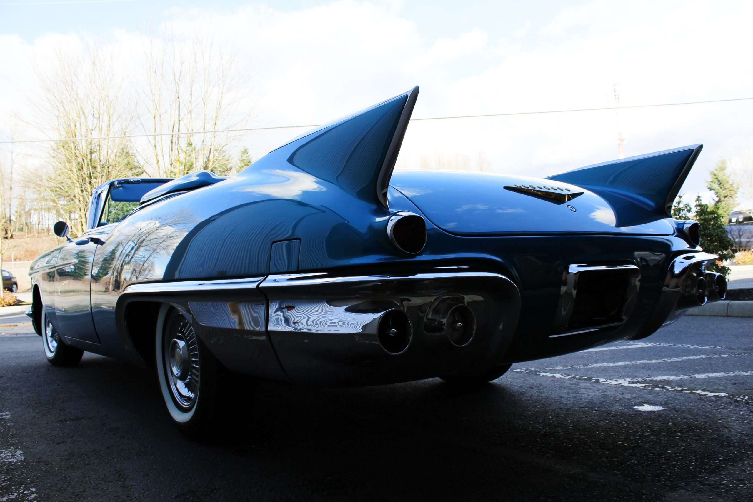 360 Fabrication 1957 Cadillac 16