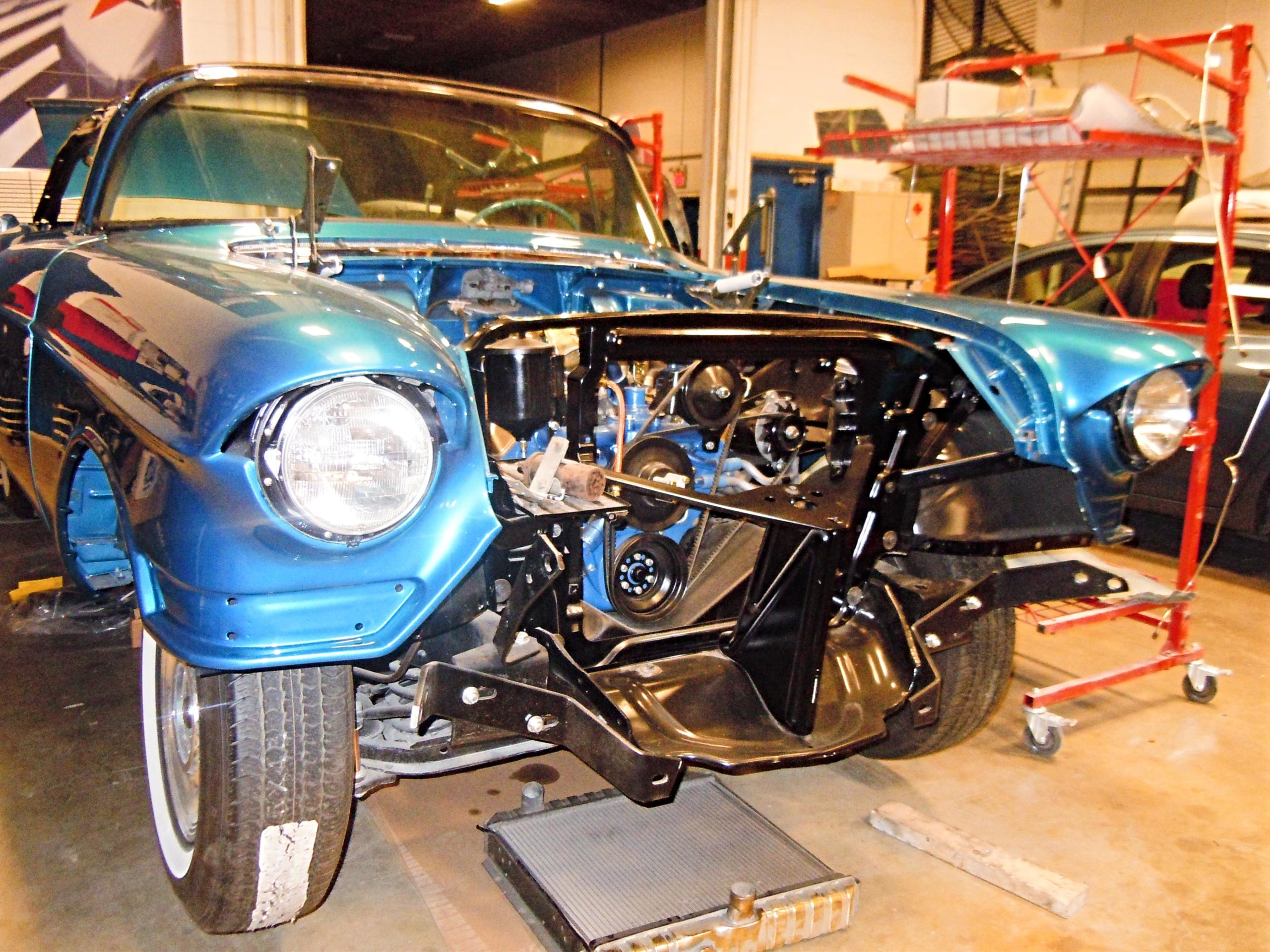 360 Fabrication 1957 Cadillac 5