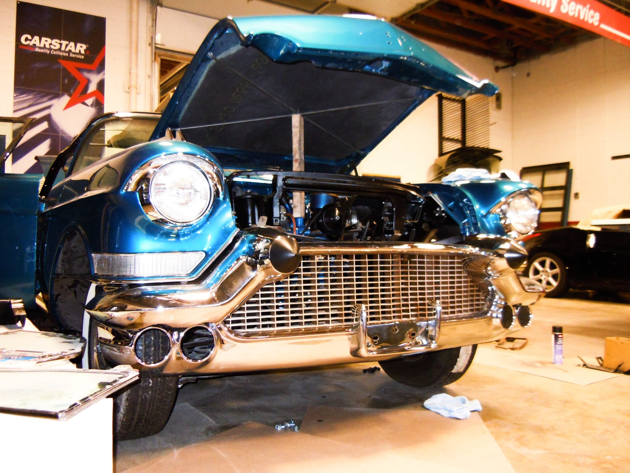 360 Fabrication 1957 Cadillac 8
