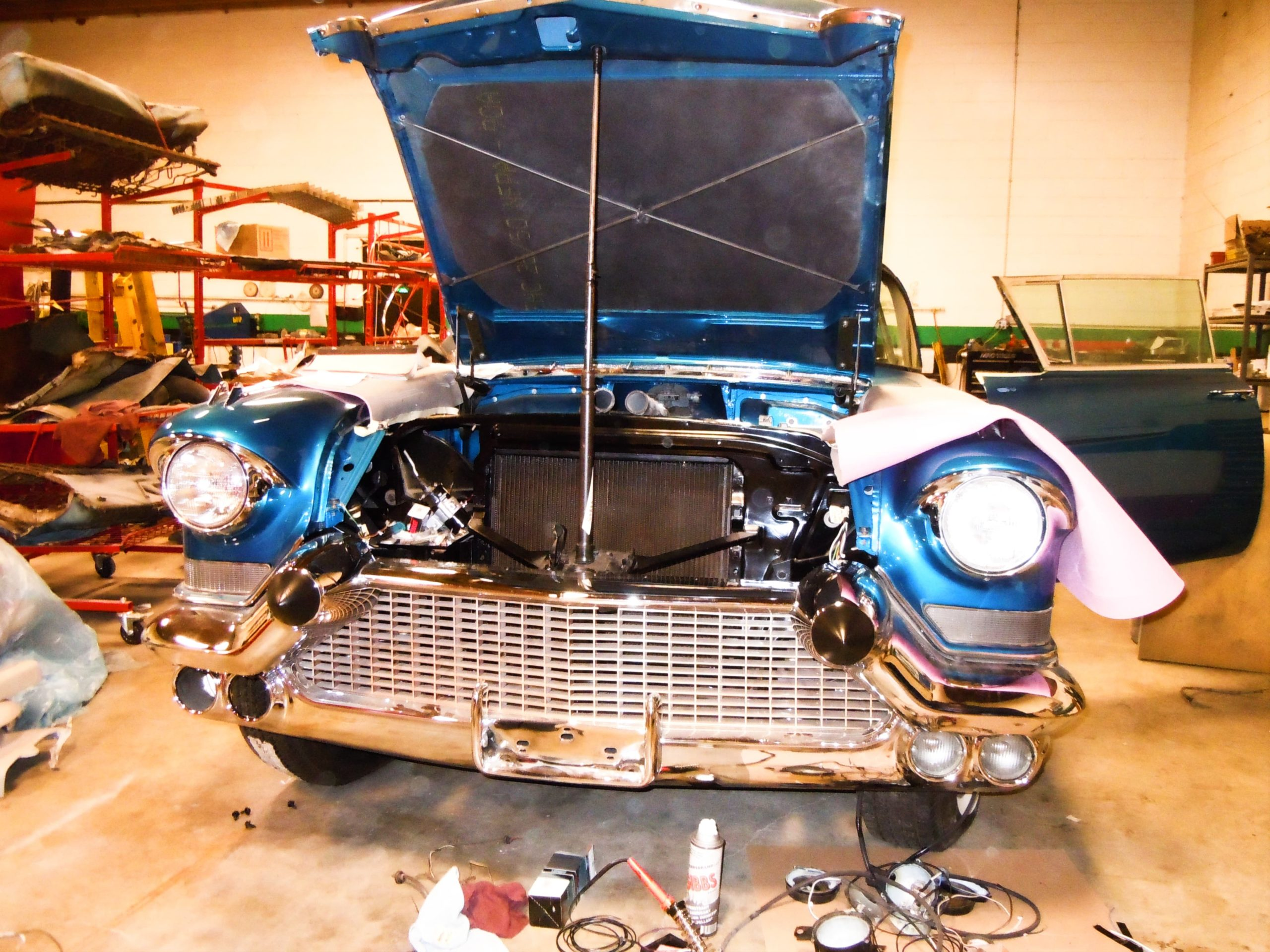 360 Fabrication 1957 Cadillac 9