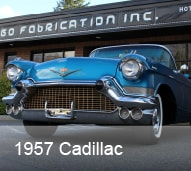 360 Fabrication 1957 Cadillac