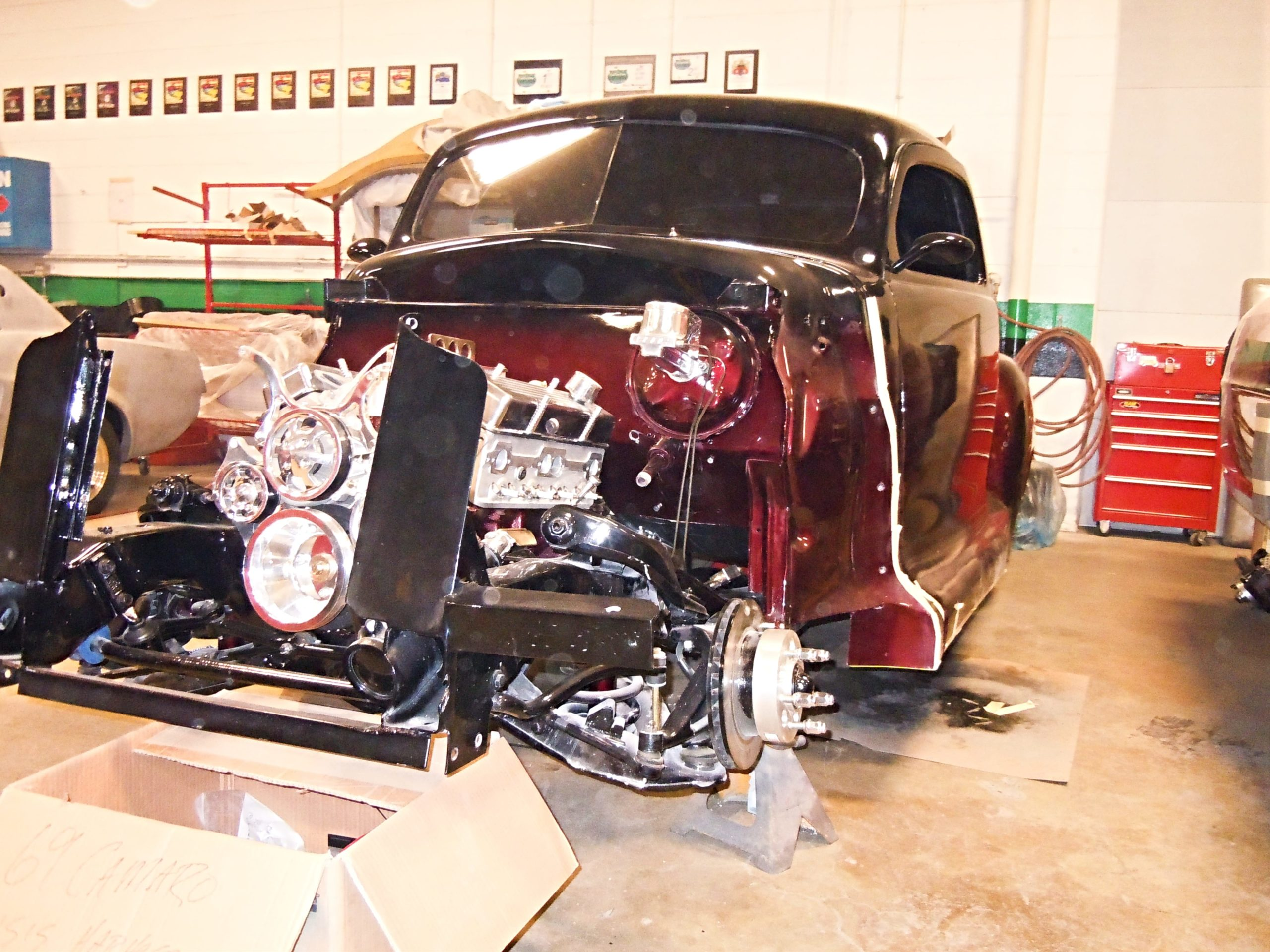 360 Fabrication 1946 Plymouth 2