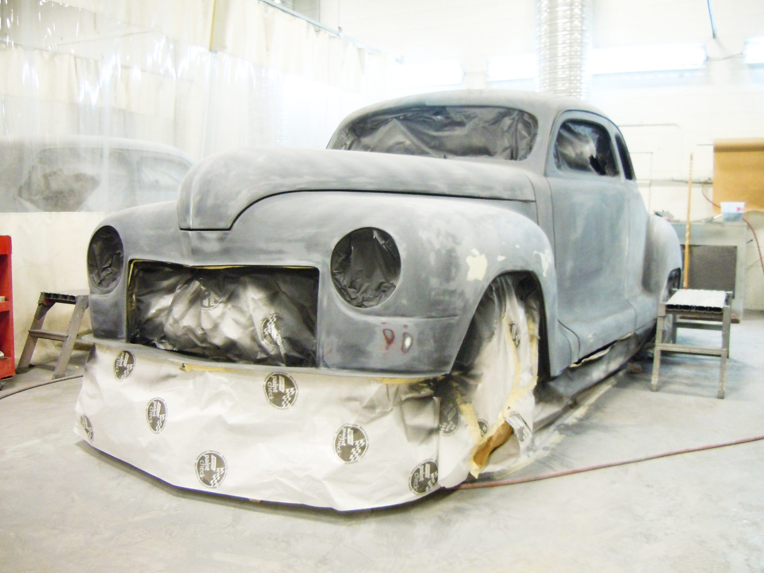360 Fabrication 1946 Plymouth 7