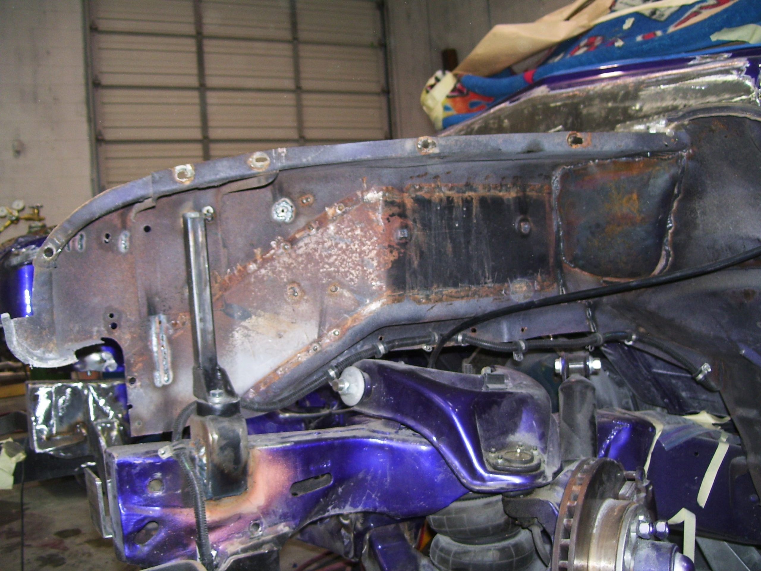 360 Fabrication 1951 Mercury 5