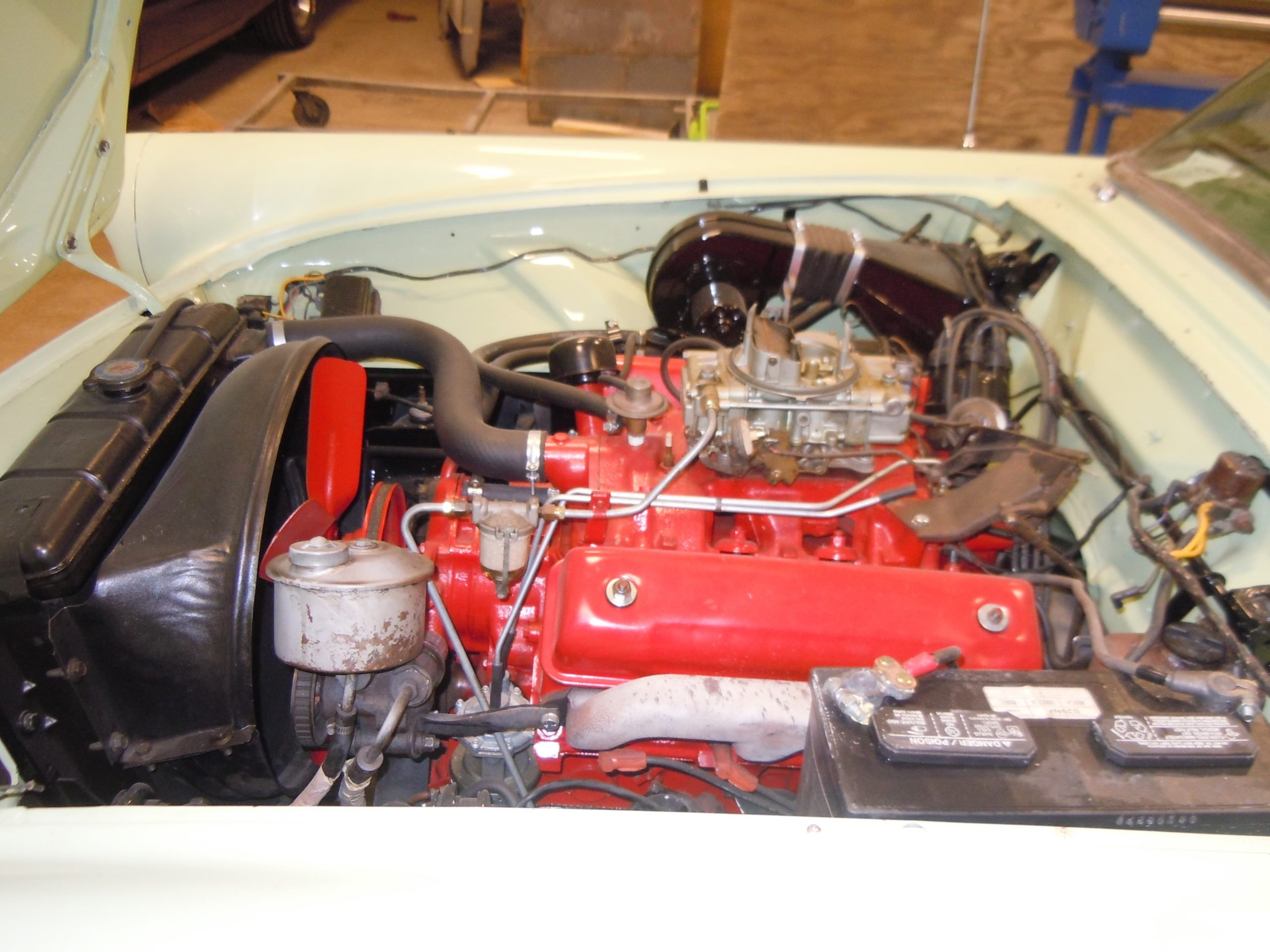 360 Fabrication 1957 T Bird 1