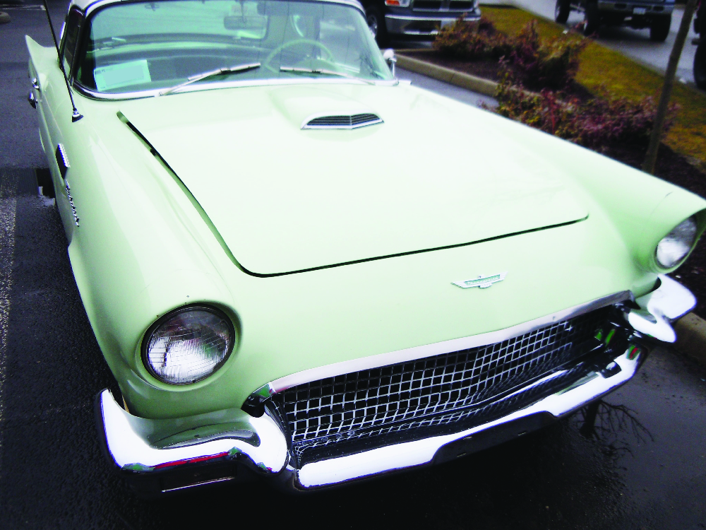 360 Fabrication 1957 T Bird 13