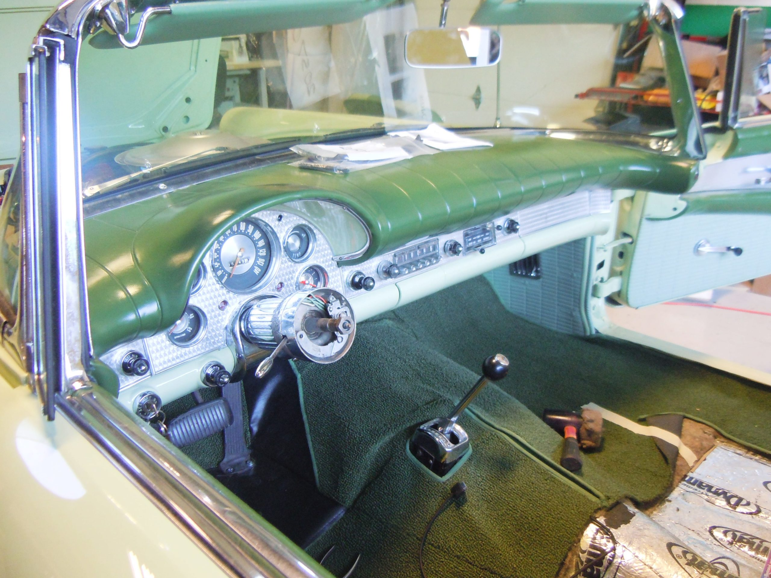 360 Fabrication 1957 T Bird 7
