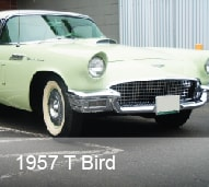 360 Fabrication 1957 T Bird thumbnail