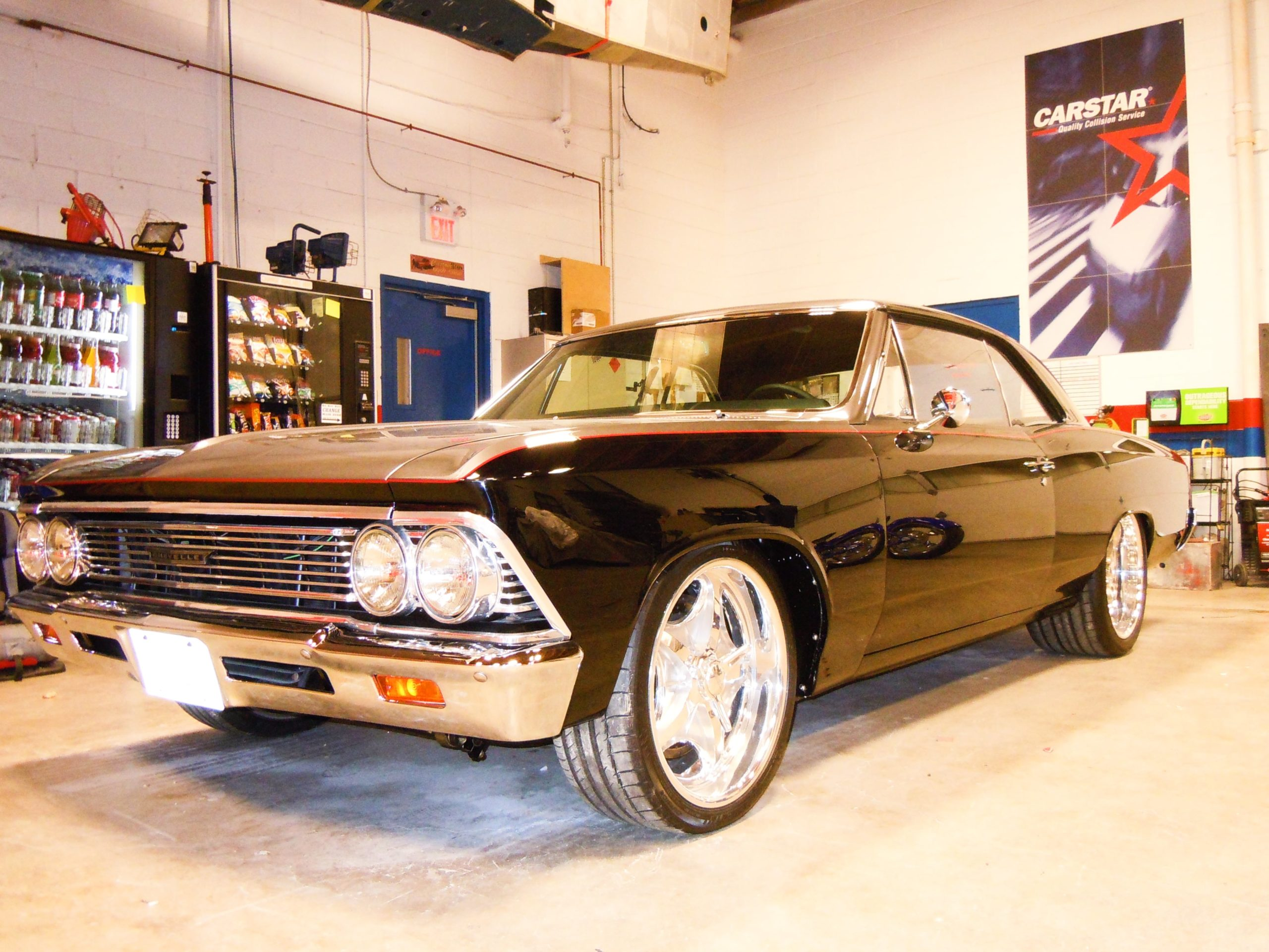 360 Fabrication 1966 Chevelle 2