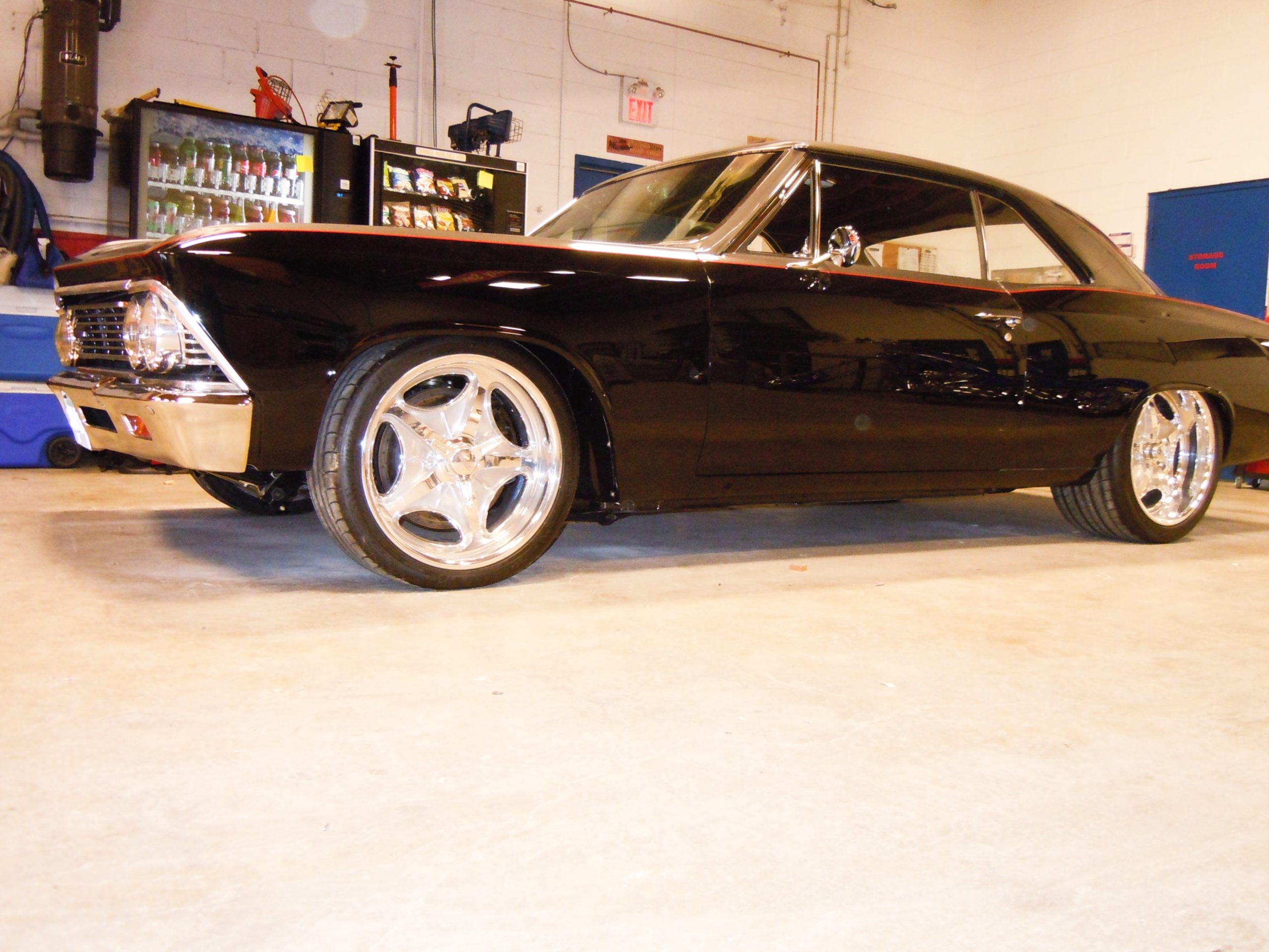 360 Fabrication 1966 Chevelle 3