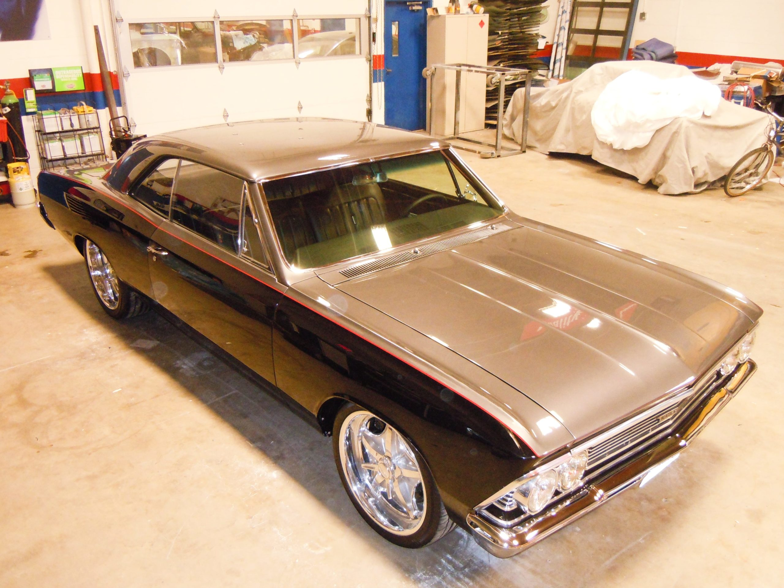 360 Fabrication 1966 Chevelle 4