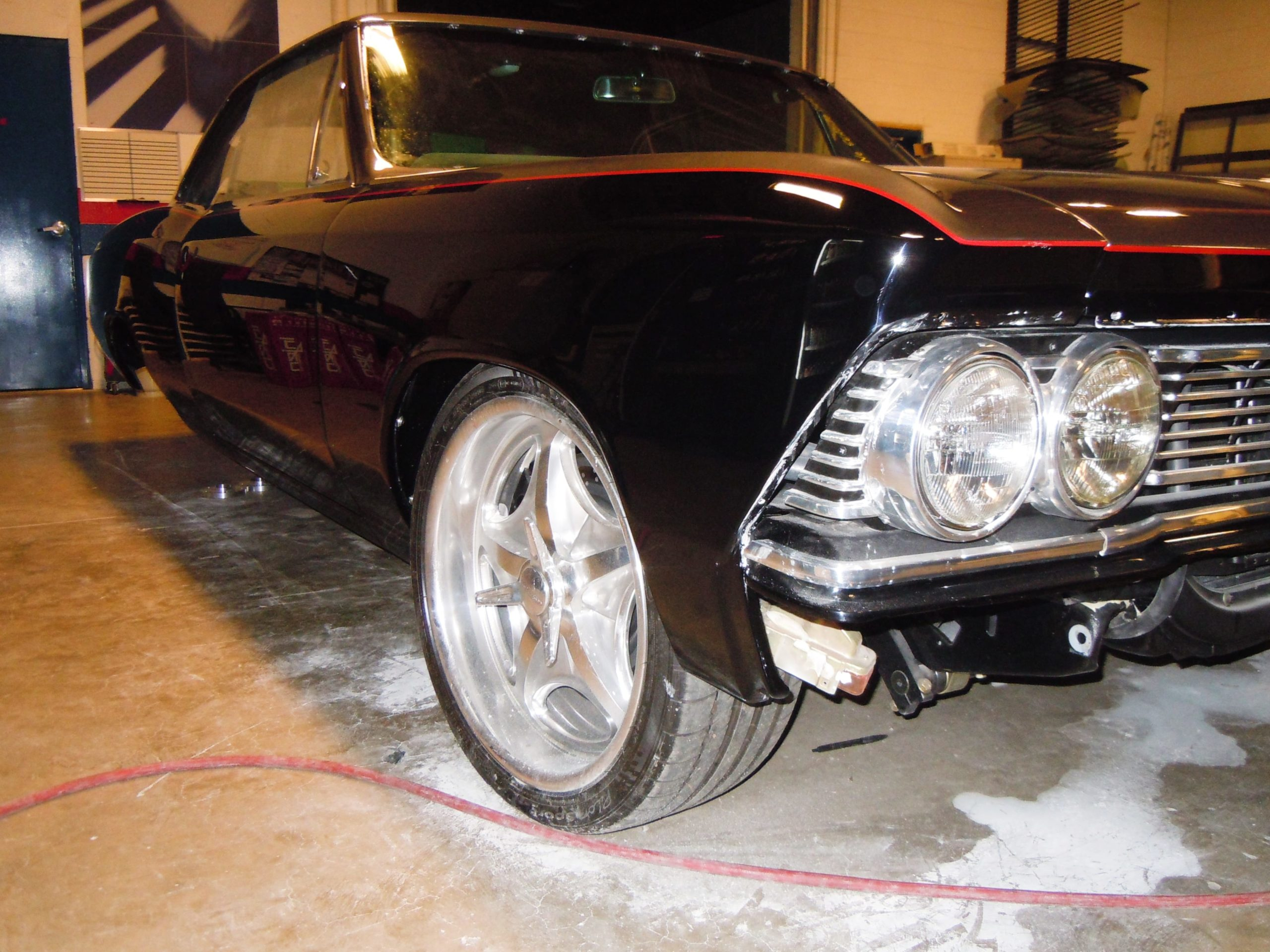 360 Fabrication 1966 Chevelle 8