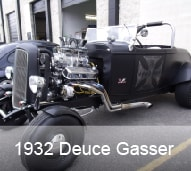 3600 Fabrication 1932 Deuce Gasser