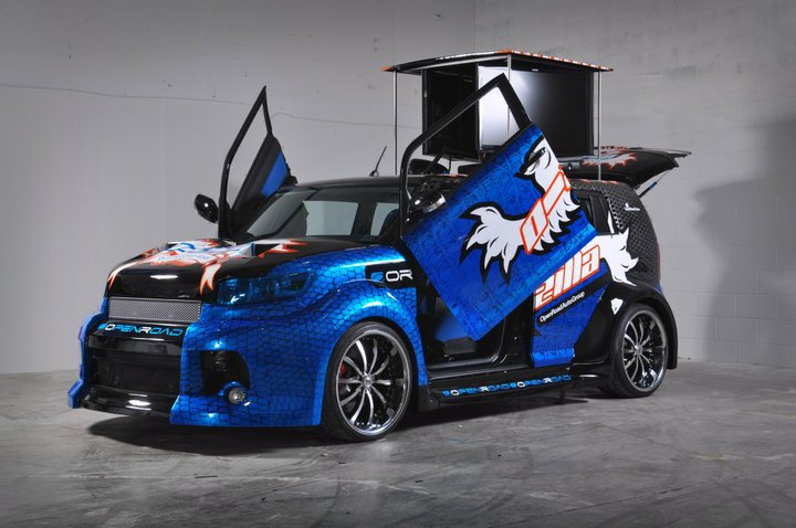 360 Fabrications Scion Openroad 11