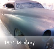 360 Fabrication 1951 Mercury