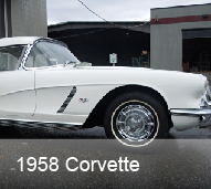 360 Fabrication 1958 Corvette