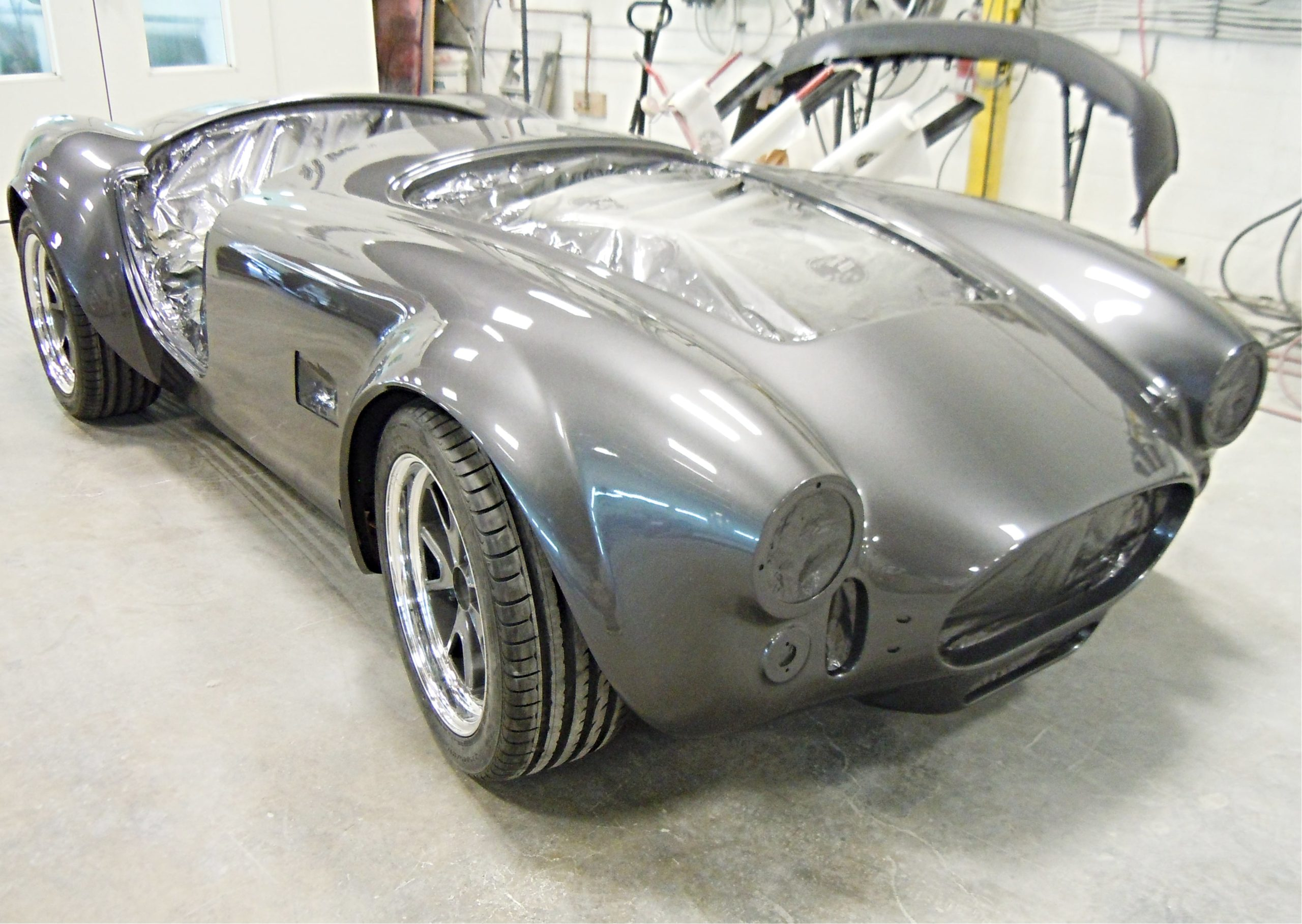 360 Fabrication 1965 Cobra 4