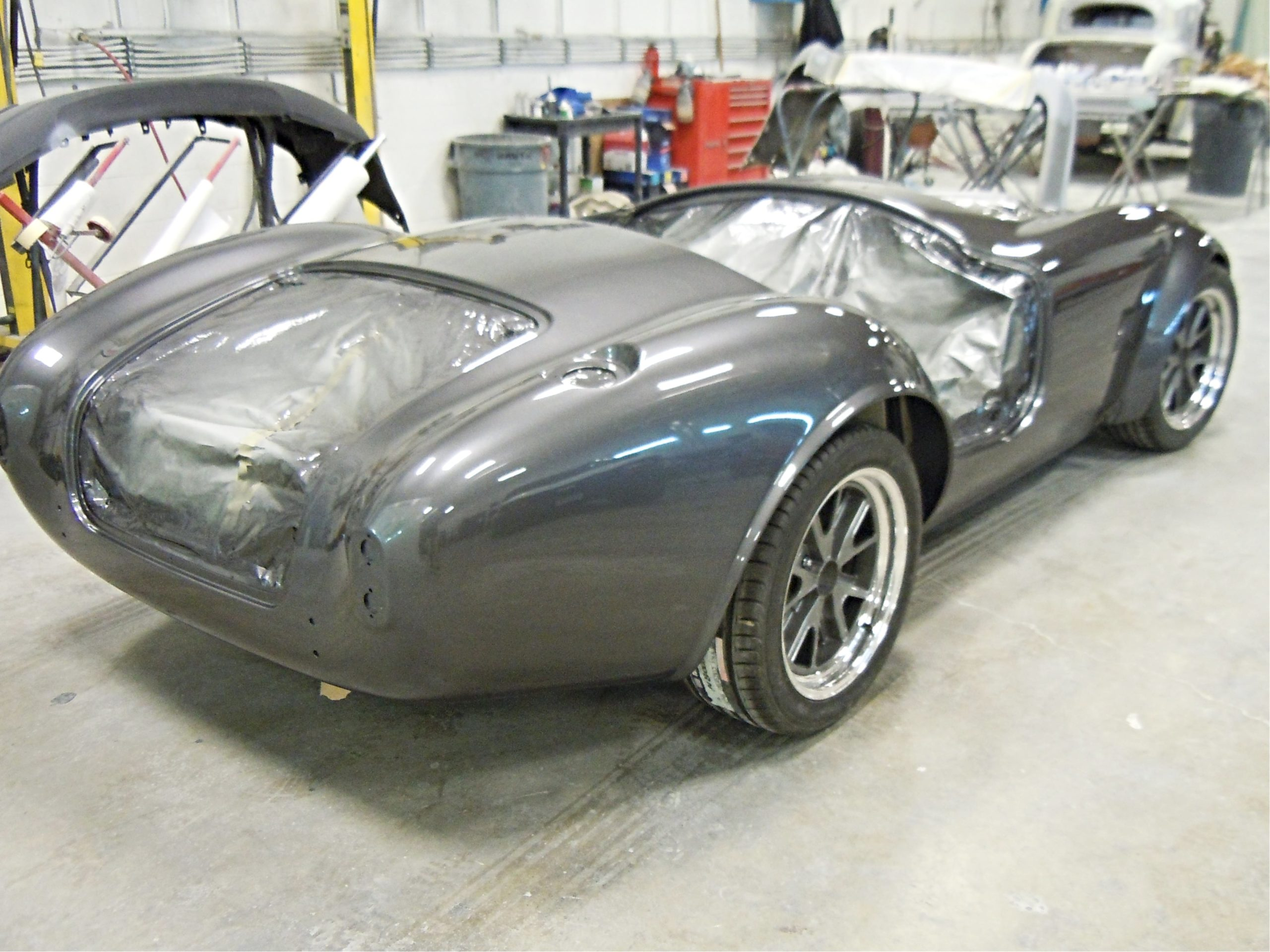 360 Fabrication 1965 Cobra 6