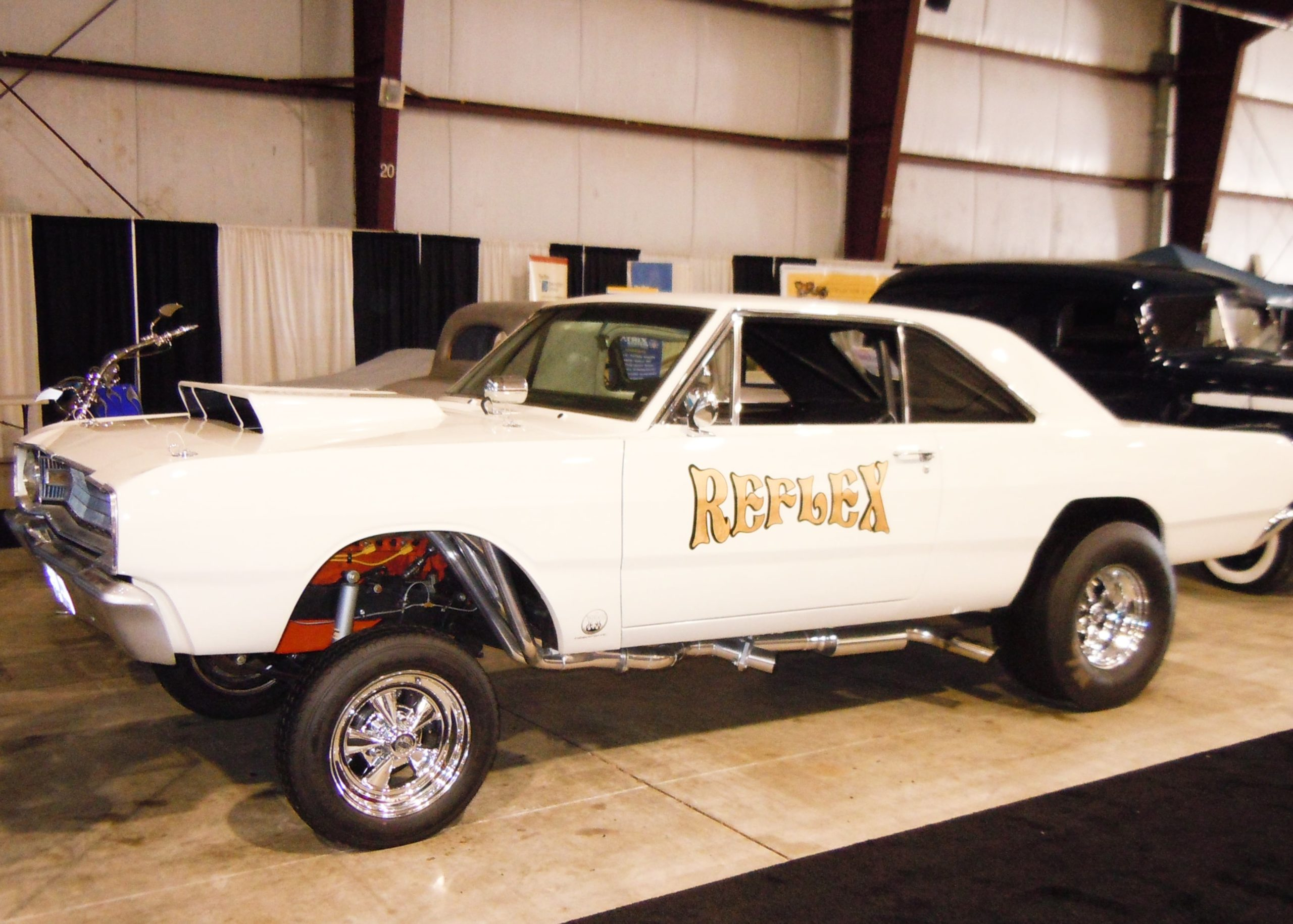 360 Fabrication 1967 Dart Gasser 11