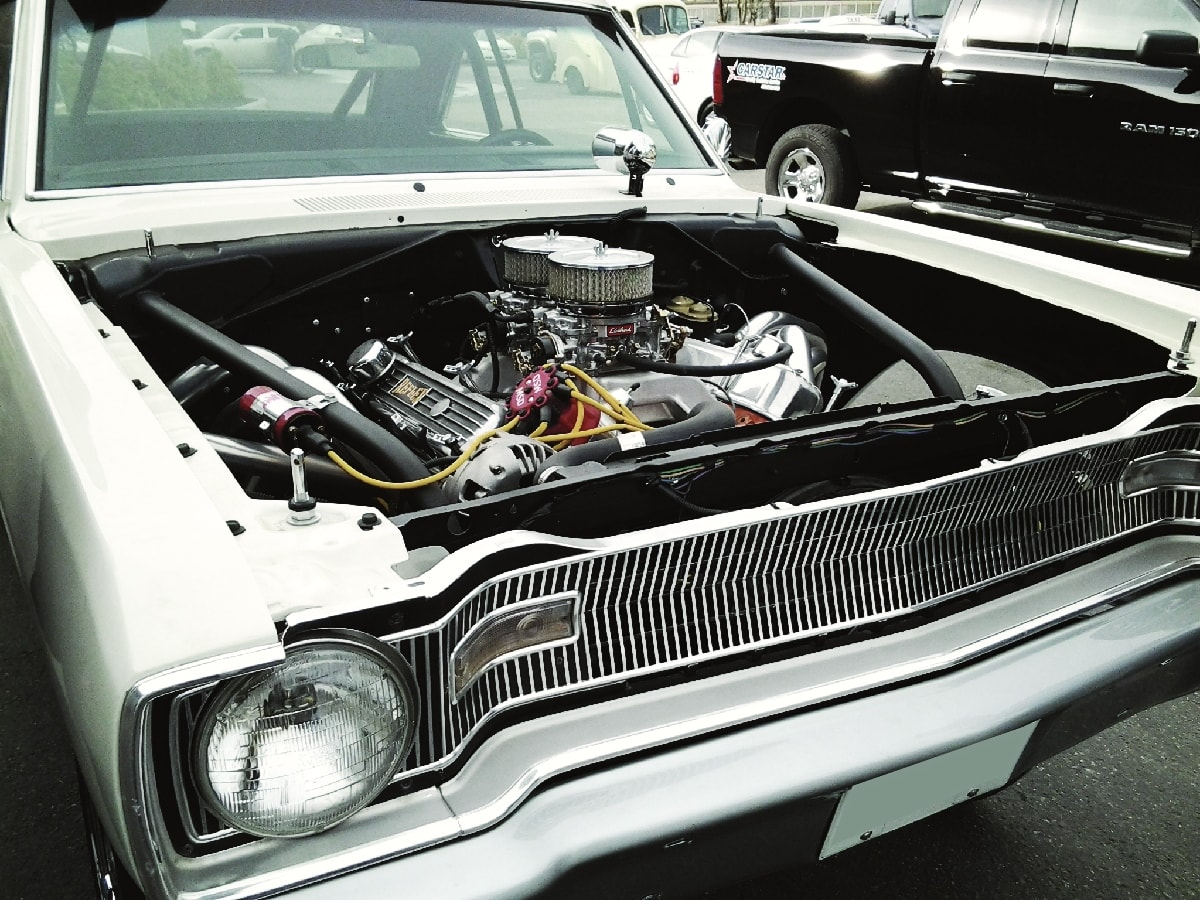 360 Fabrication 1967 Dart Gasser 5