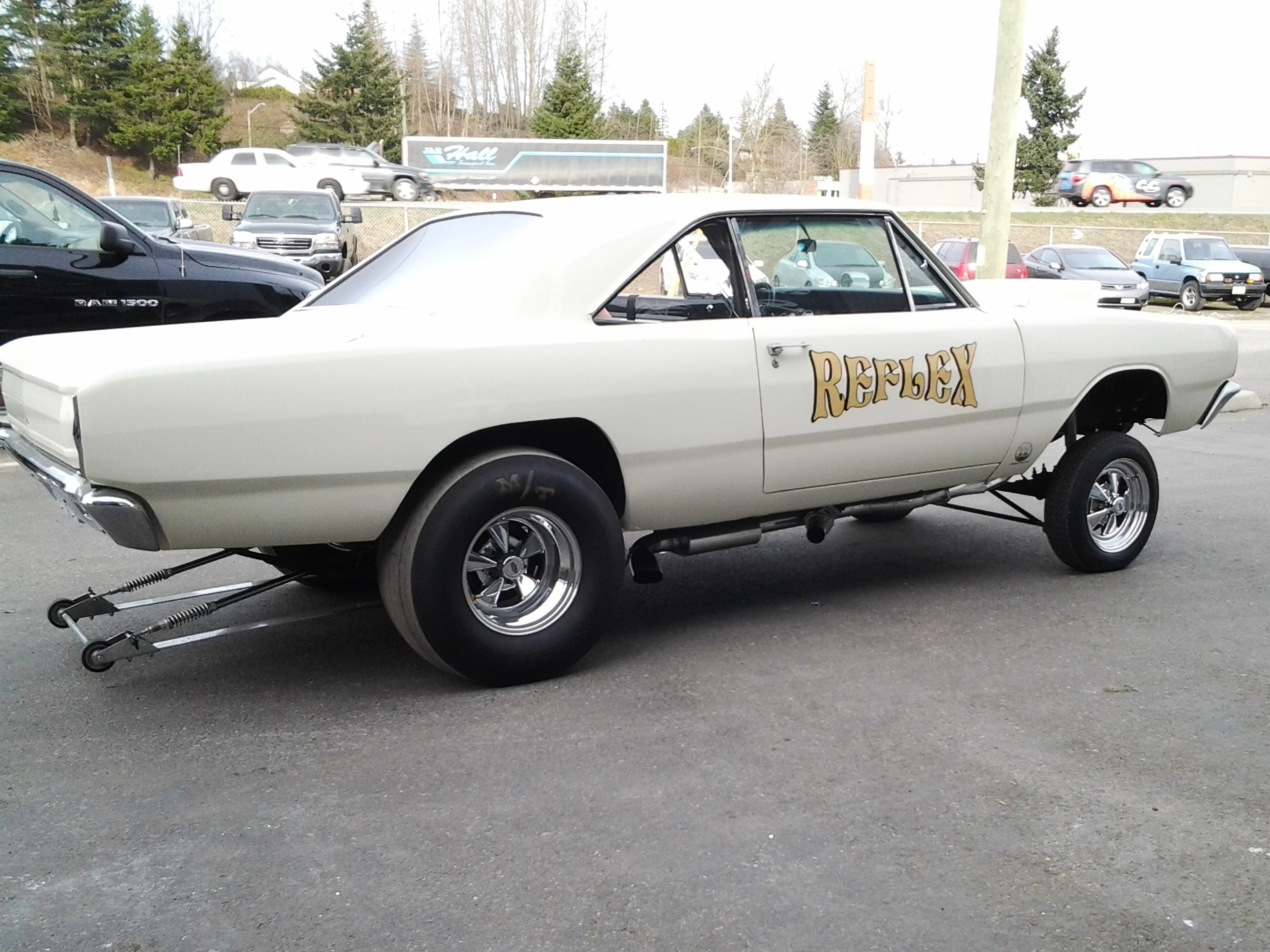 360 Fabrication 1967 Dart Gasser 6