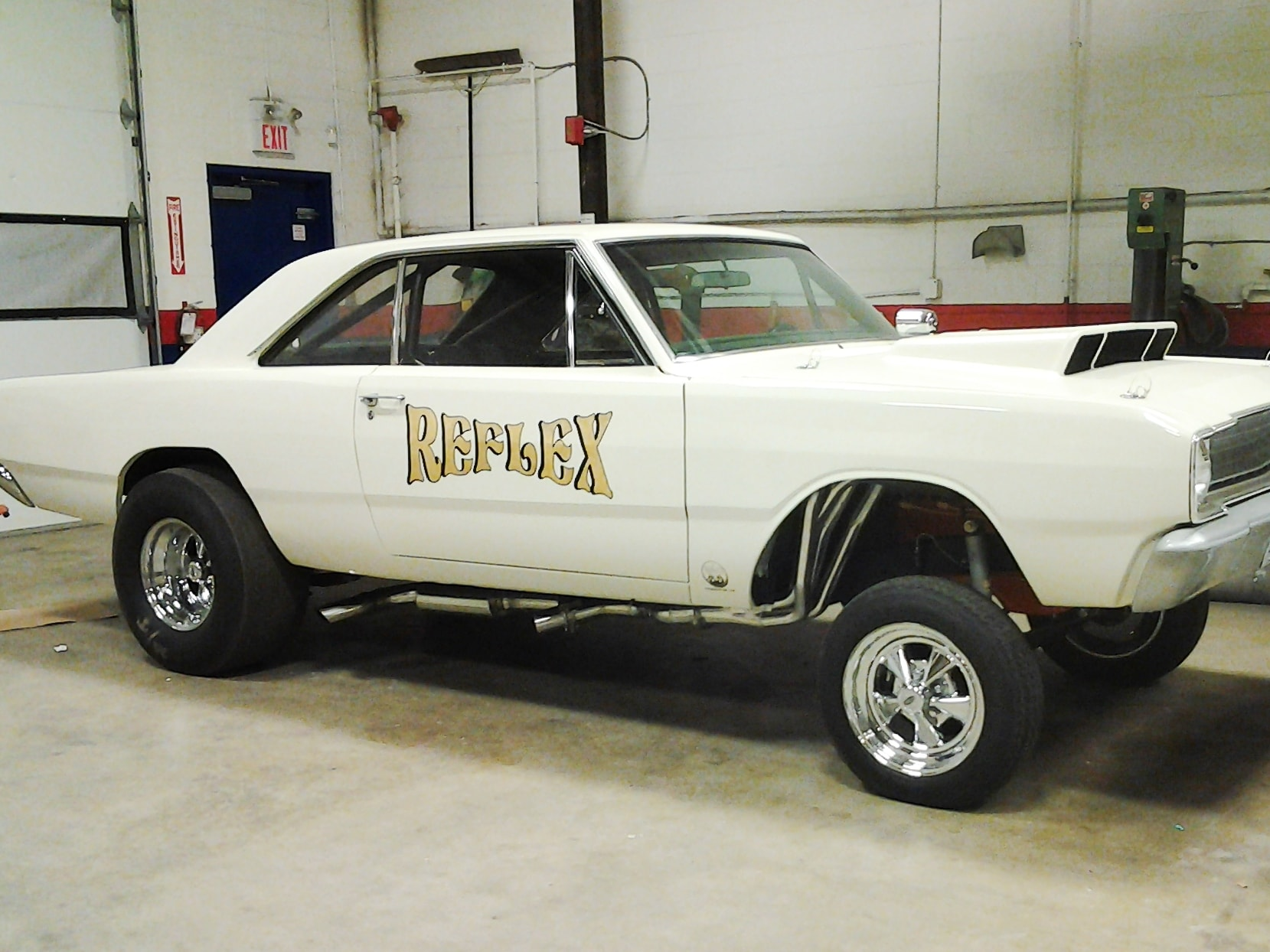 360 Fabrication 1967 Dart Gasser 8