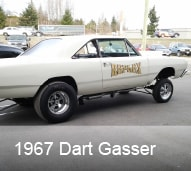360 Fabrication 1967 Dart Gasser