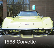 360 Fabrications 1968 Corvette