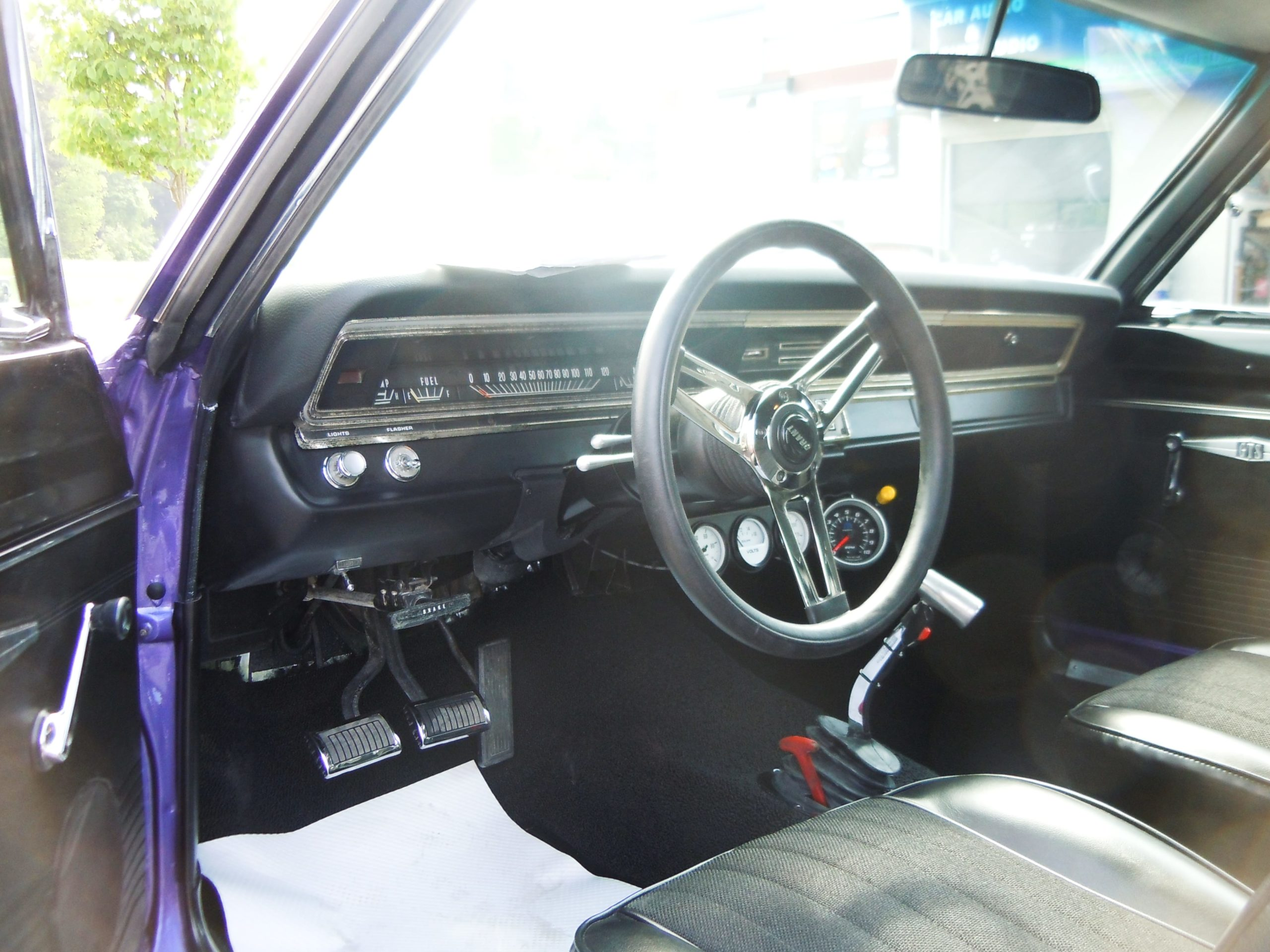 360 Fabrication 1968 Dart GTS 14