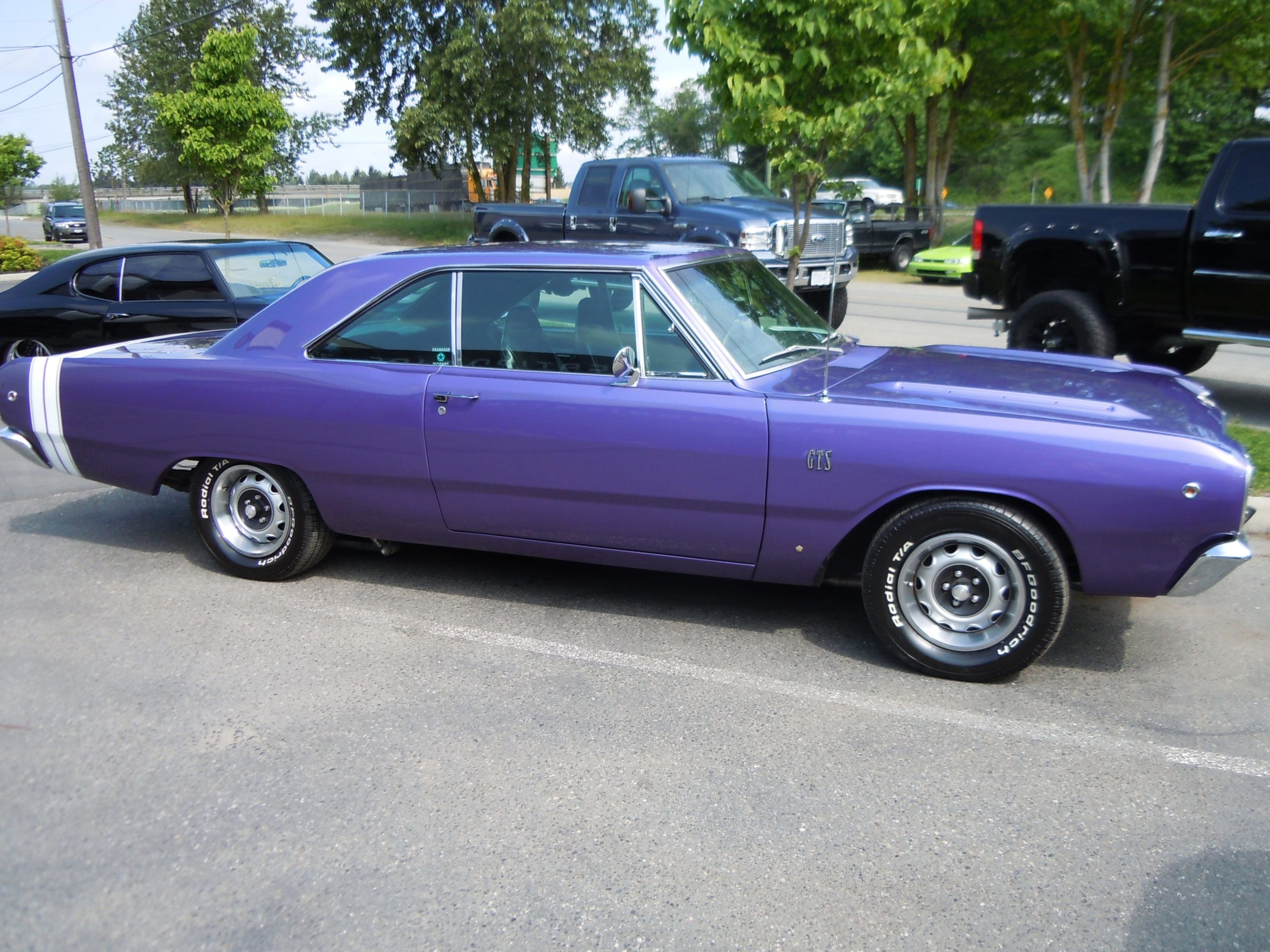 360 Fabrication 1968 Dart GTS 15