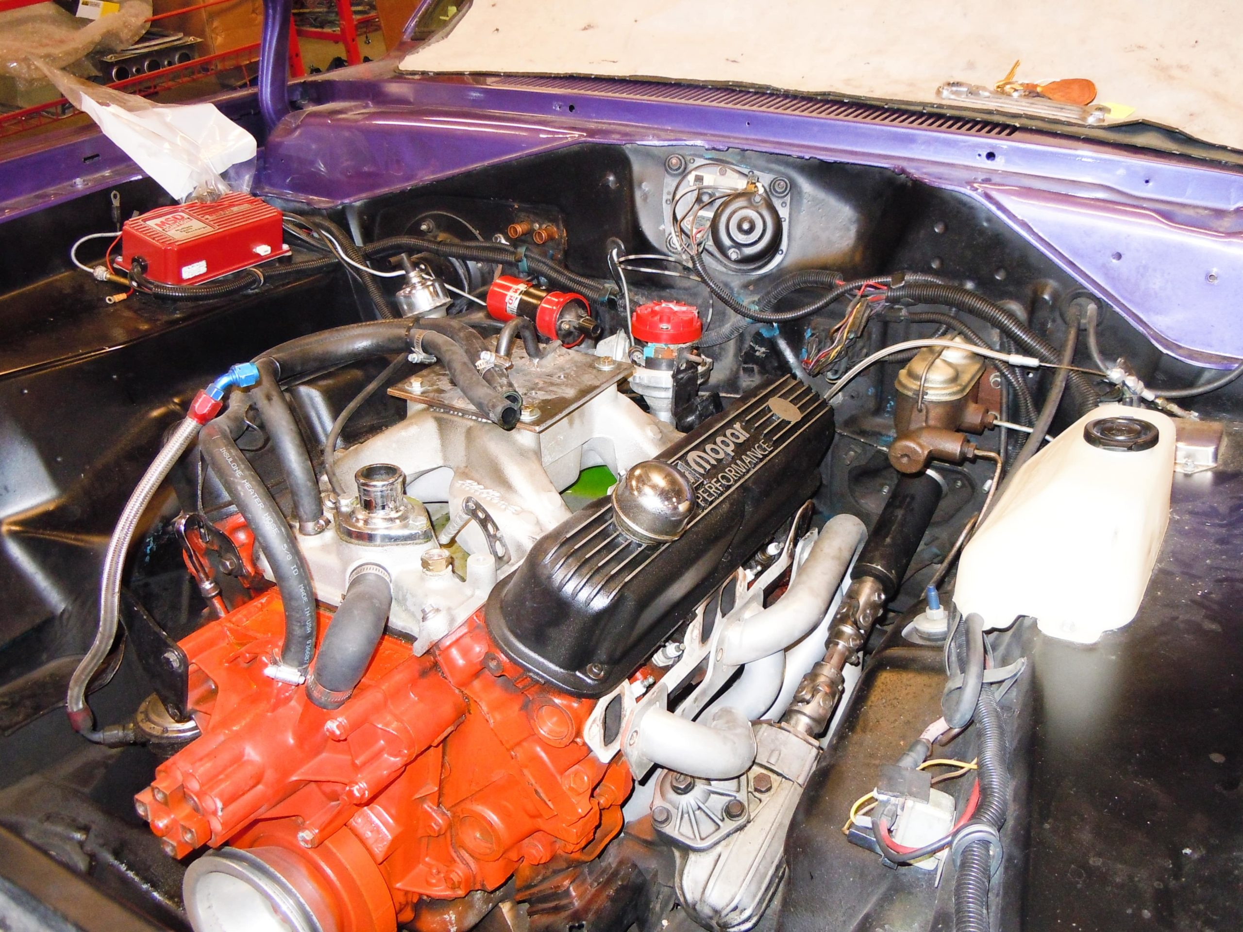 360 Fabrication 1968 Dart GTS 2
