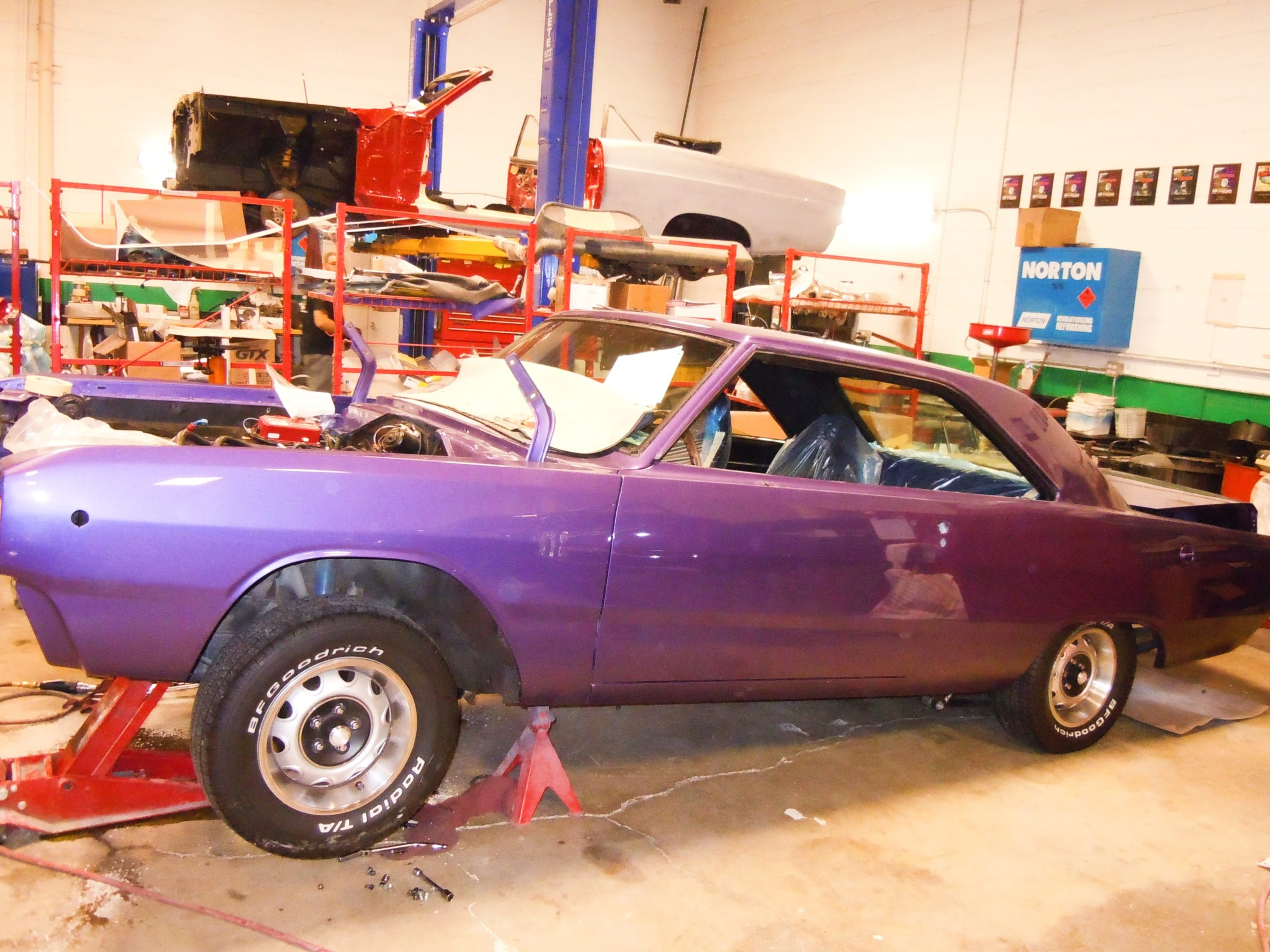 360 Fabrication 1968 Dart GTS 5