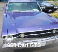 360 Fabrication 1968 Dart GTS