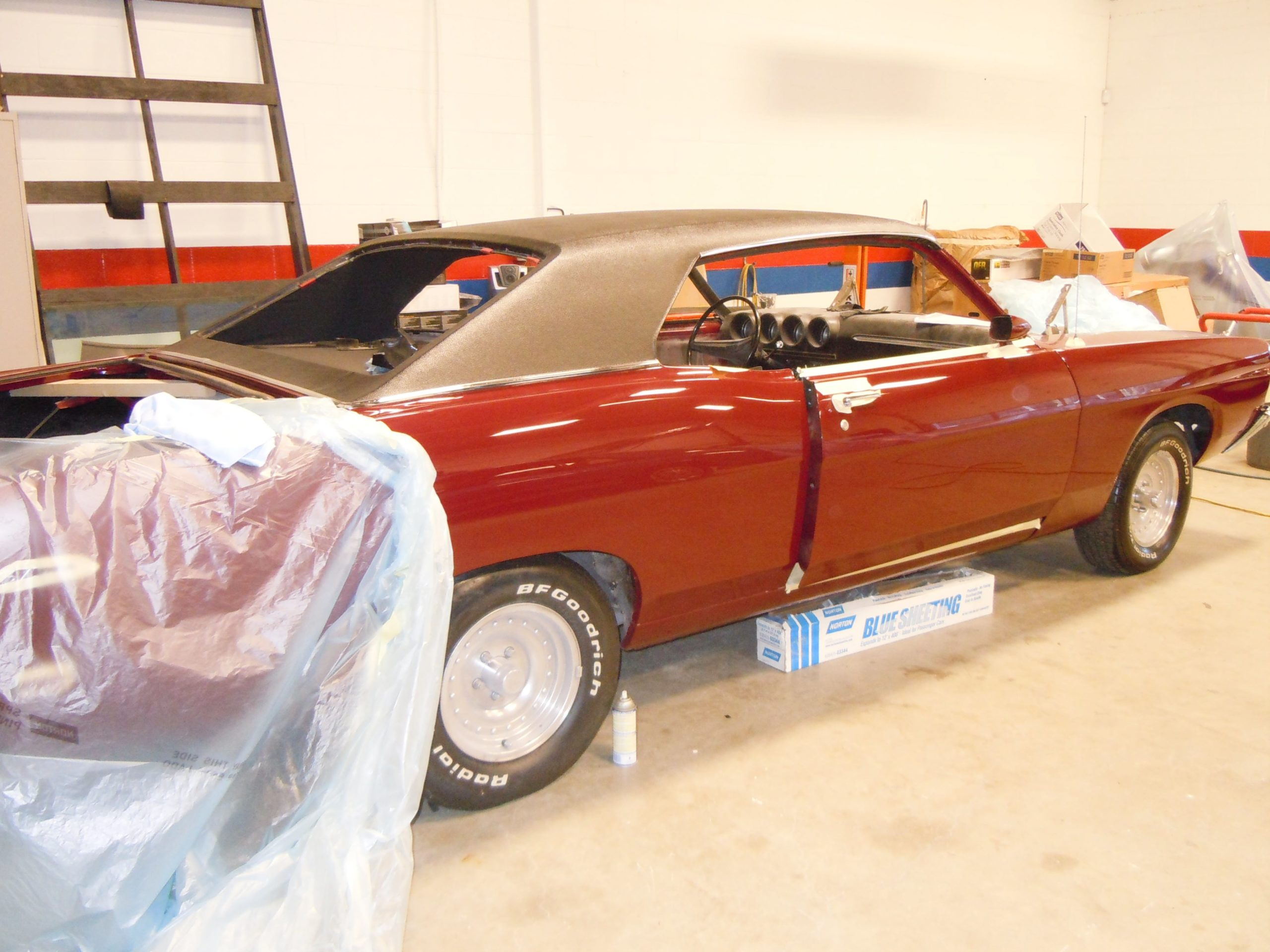 360 Fabrication 1069 Fairlane 1