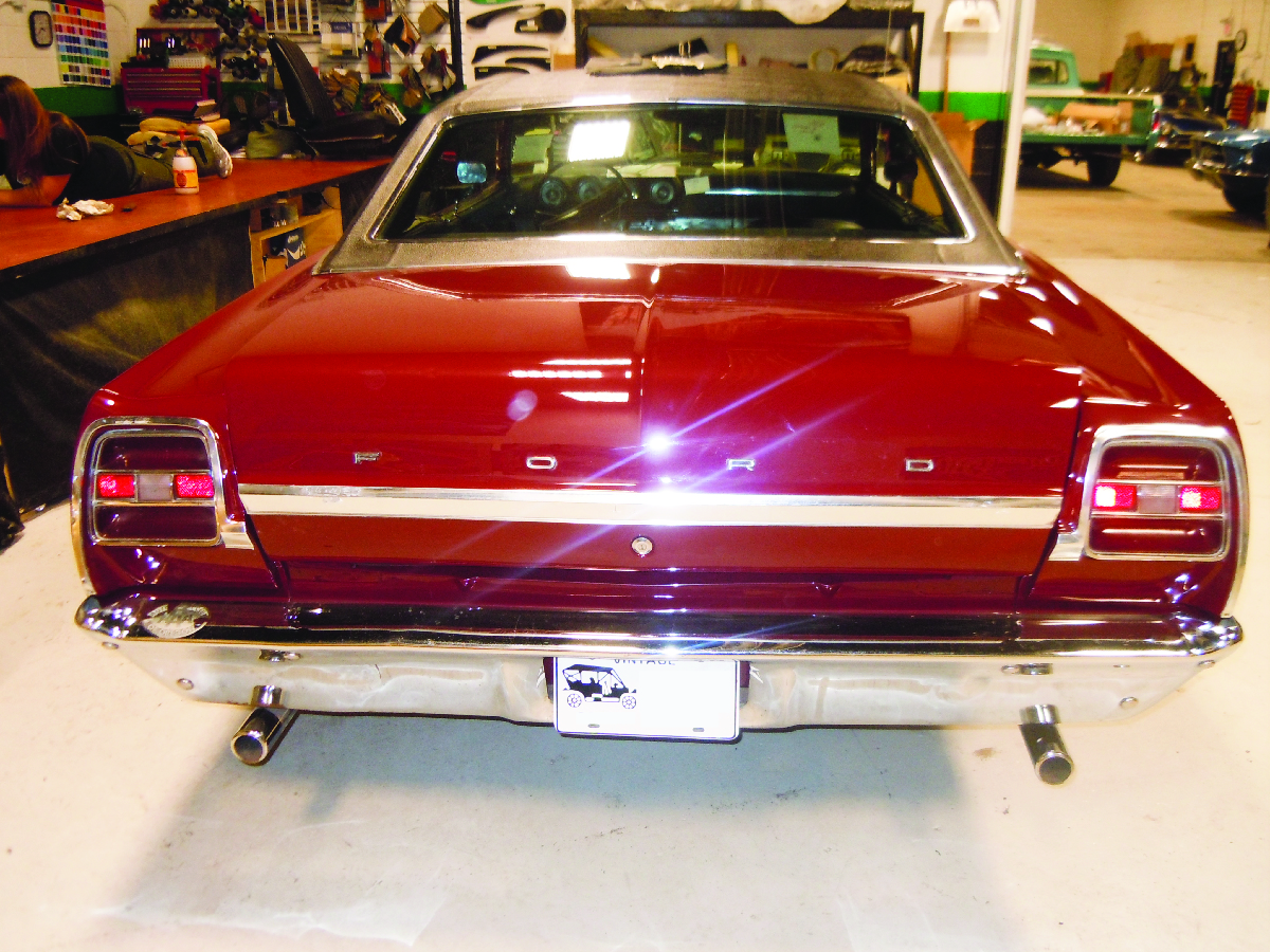 360 Fabrication 1069 Fairlane 6
