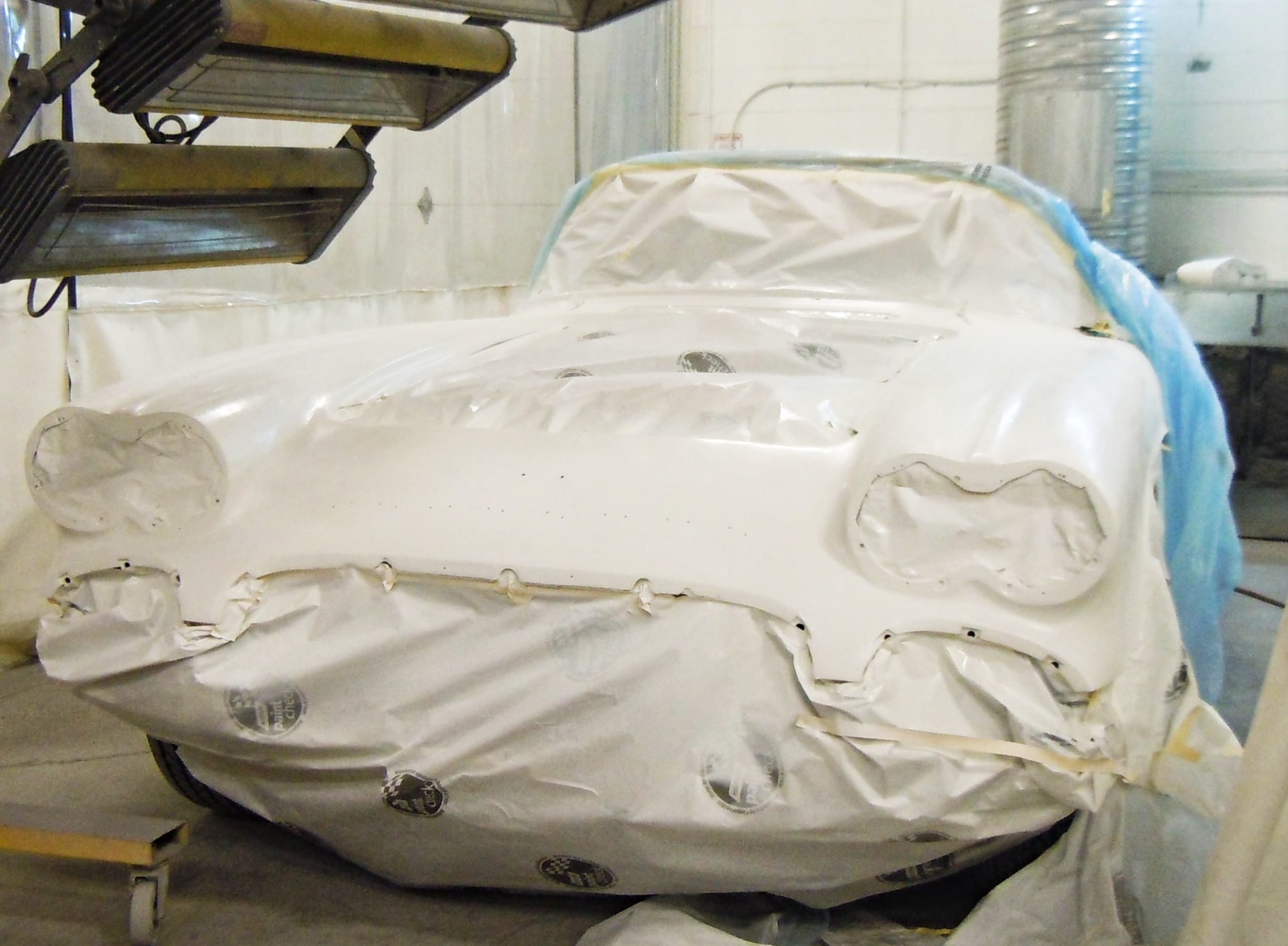 360 Fabrication 1958 Corvette 1