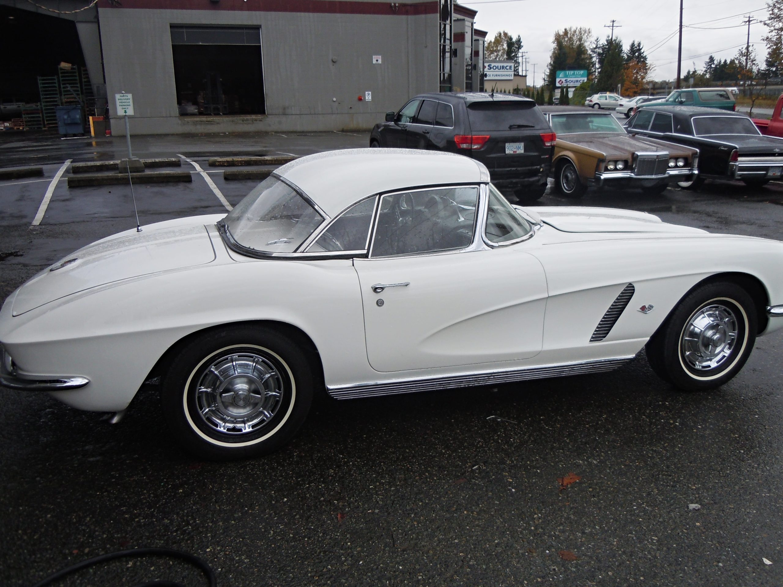 360 Fabrication 1958 Corvette 11