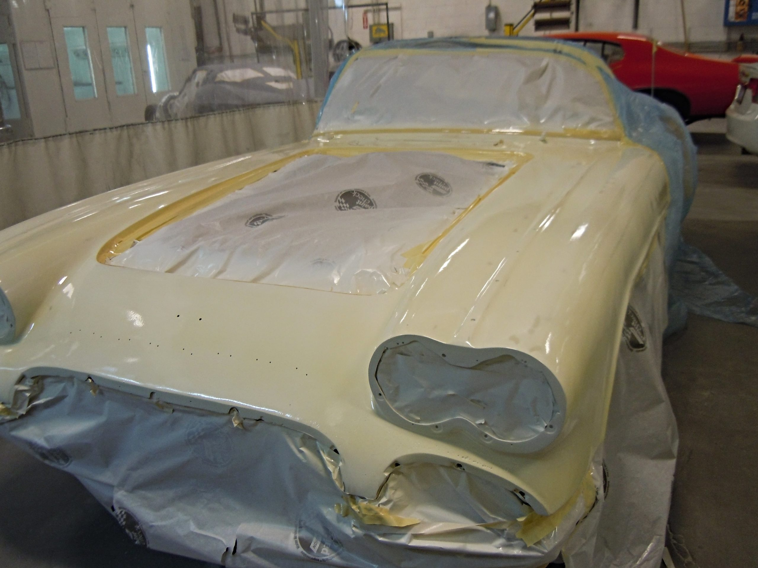 360 Fabrication 1958 Corvette 3