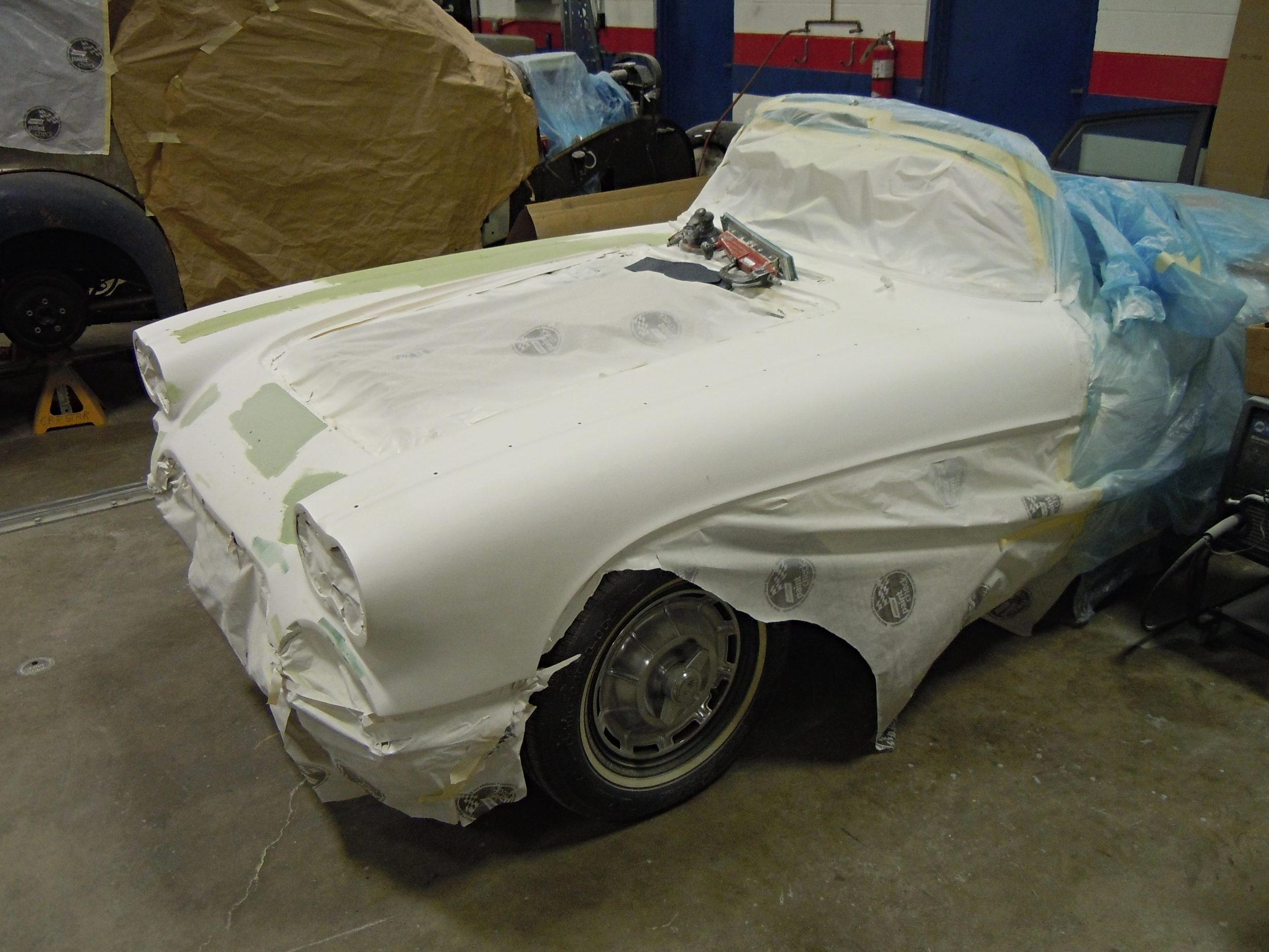 360 Fabrication 1958 Corvette 4